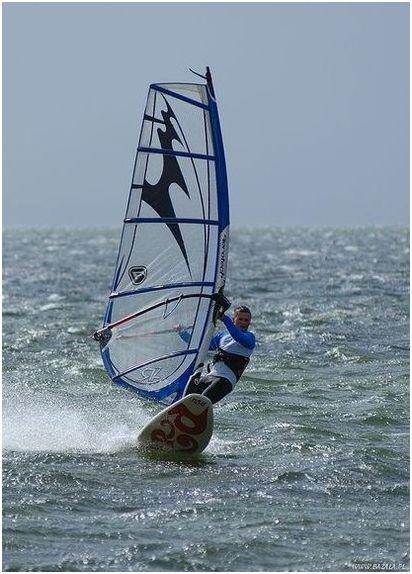 Instruktor windsurfingu kitesurfingu