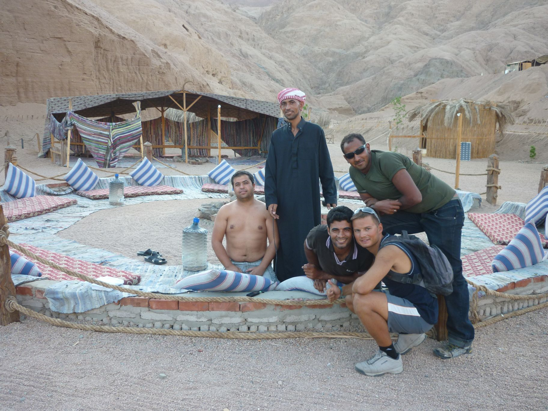 Dahab - Quady w Dahabie- zdjęcia, atrakcje