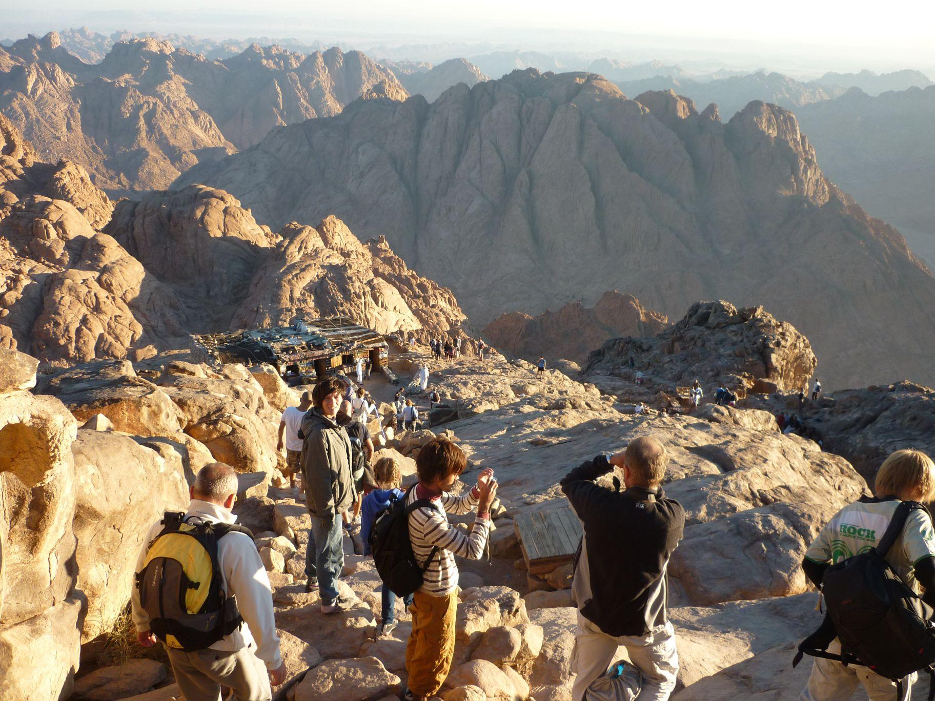 Dahab - Góra Synaj - zdjęcia, atrakcje