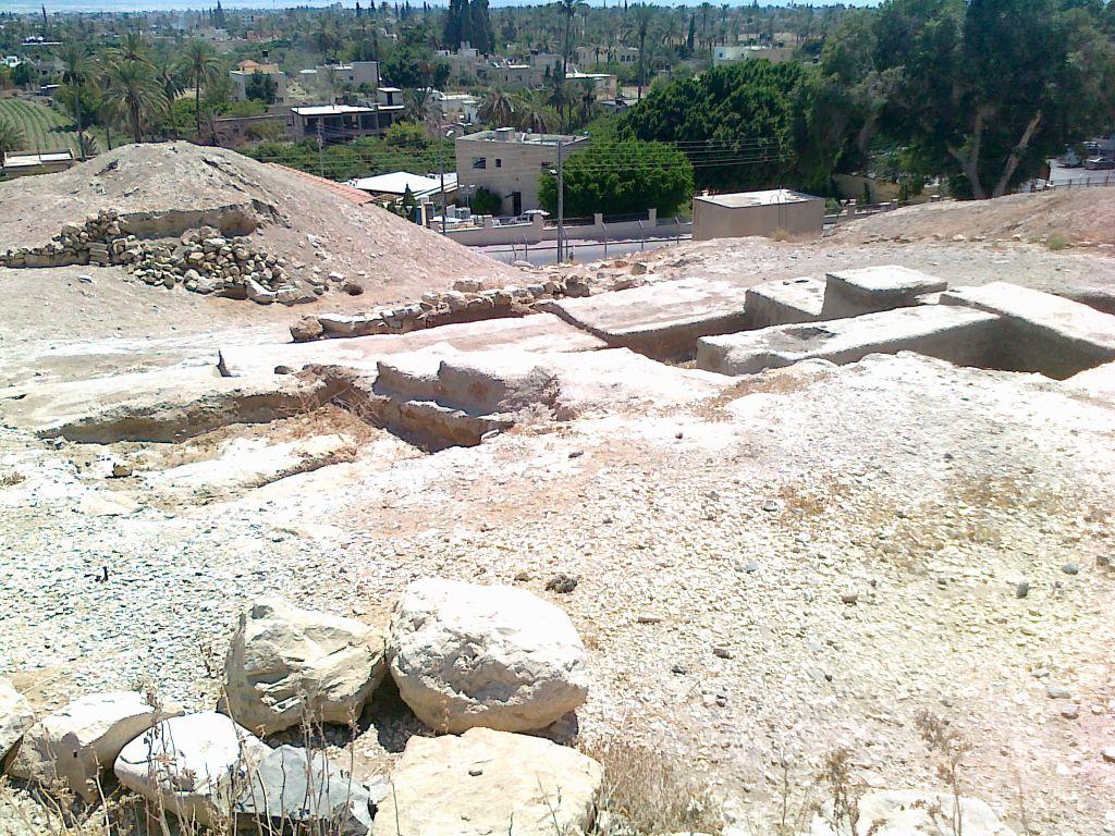 Izrael - Jerycho - zdjęcia, atrakcje