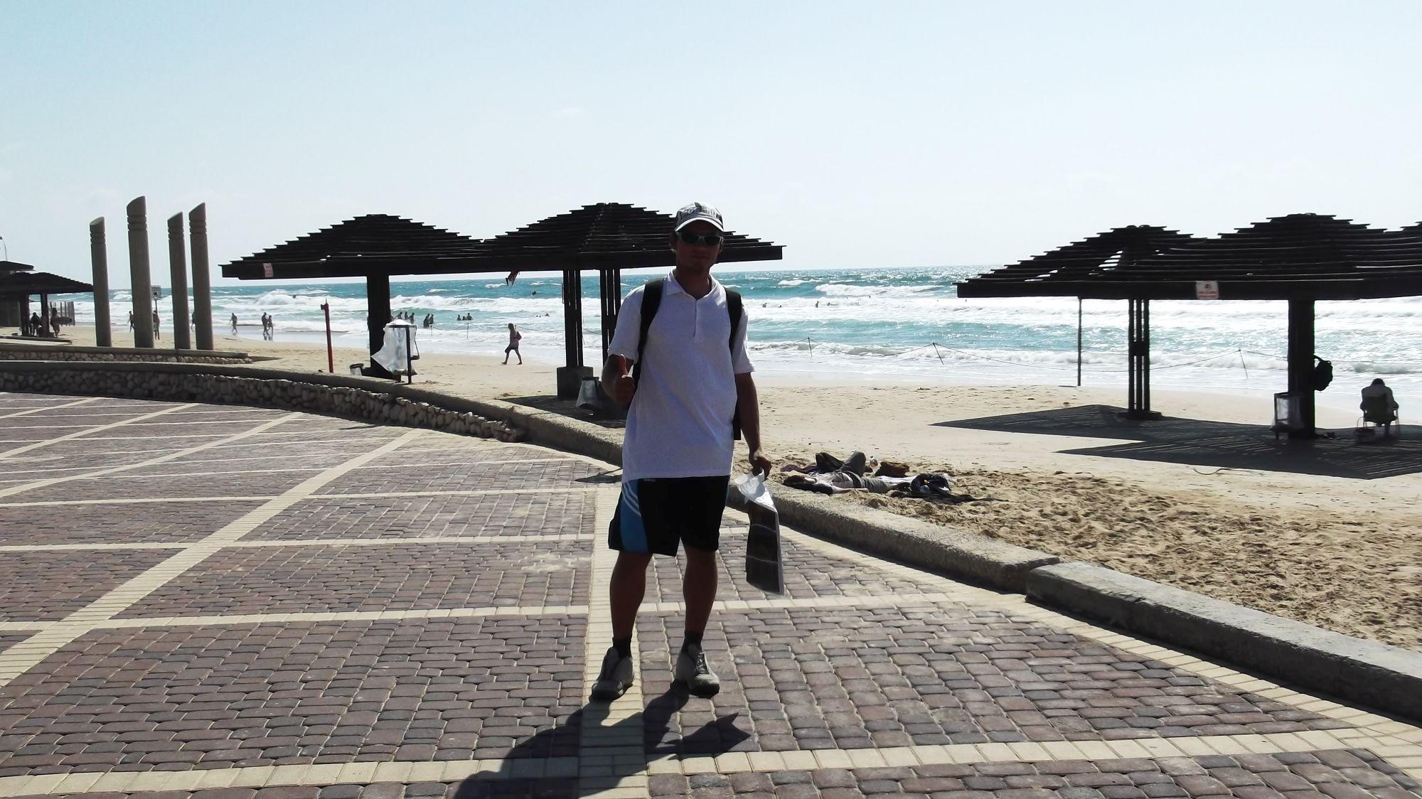 Izrael - Hajfa - zdjęcia, atrakcje