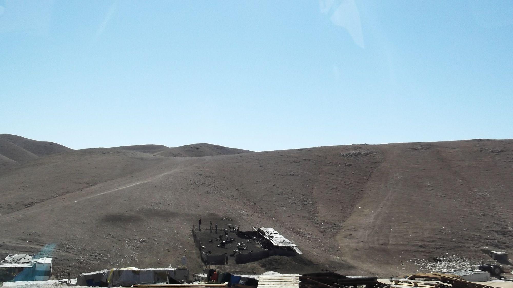 Izrael - Pustynia Judzka - zdjęcia, atrakcje
