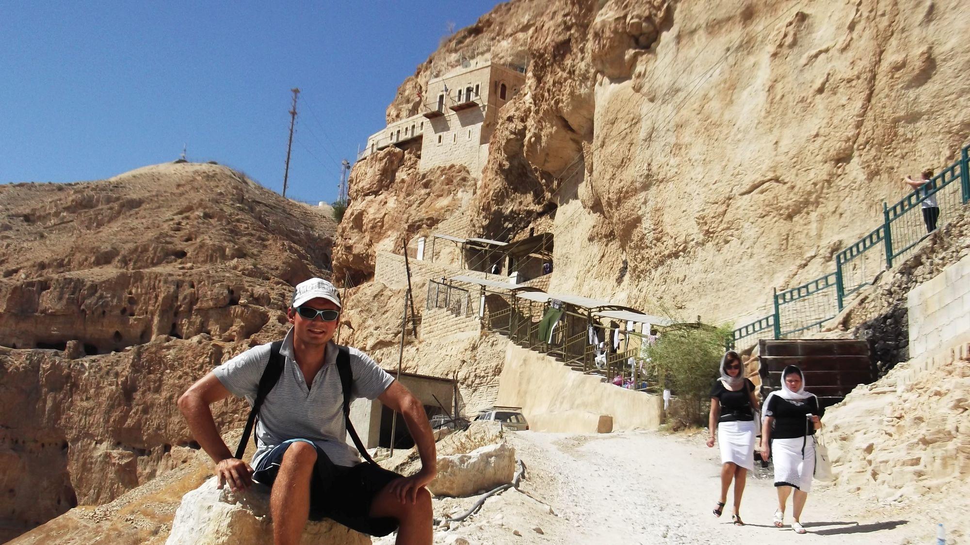 Izrael - Góra Kuszenia - zdjęcia, atrakcje