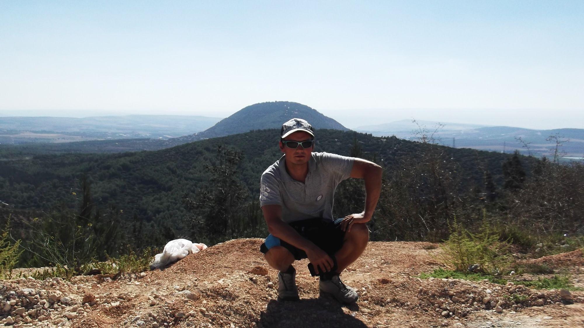 Izrael - Góra Tabor - zdjęcia, atrakcje