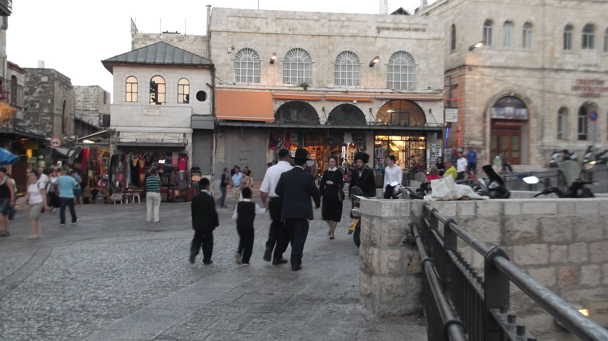 Izrael - Jerozolima Stare Miasto - zdjęcia, atrakcje