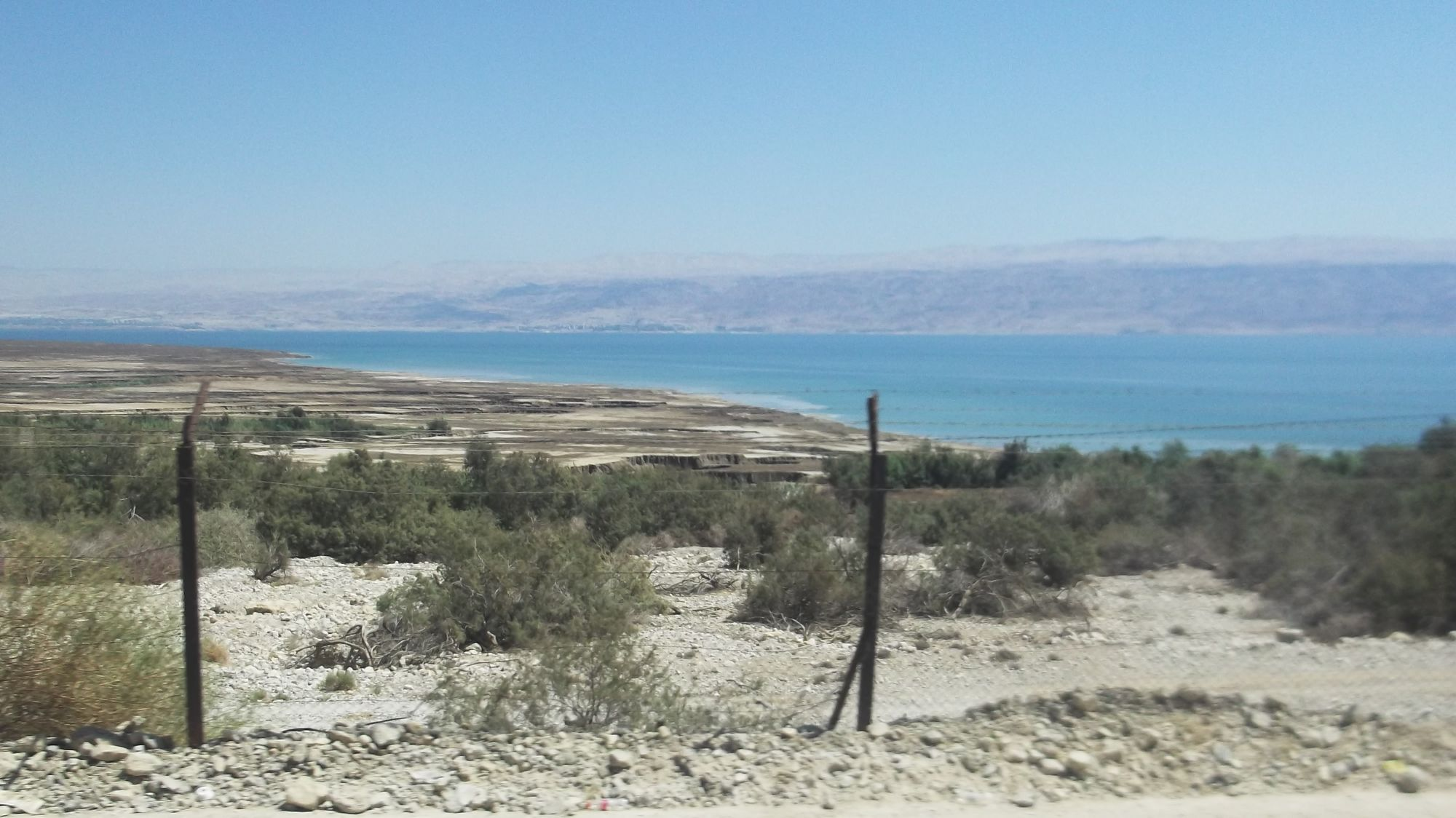 Izrael - Morze Martwe - zdjęcia, atrakcje