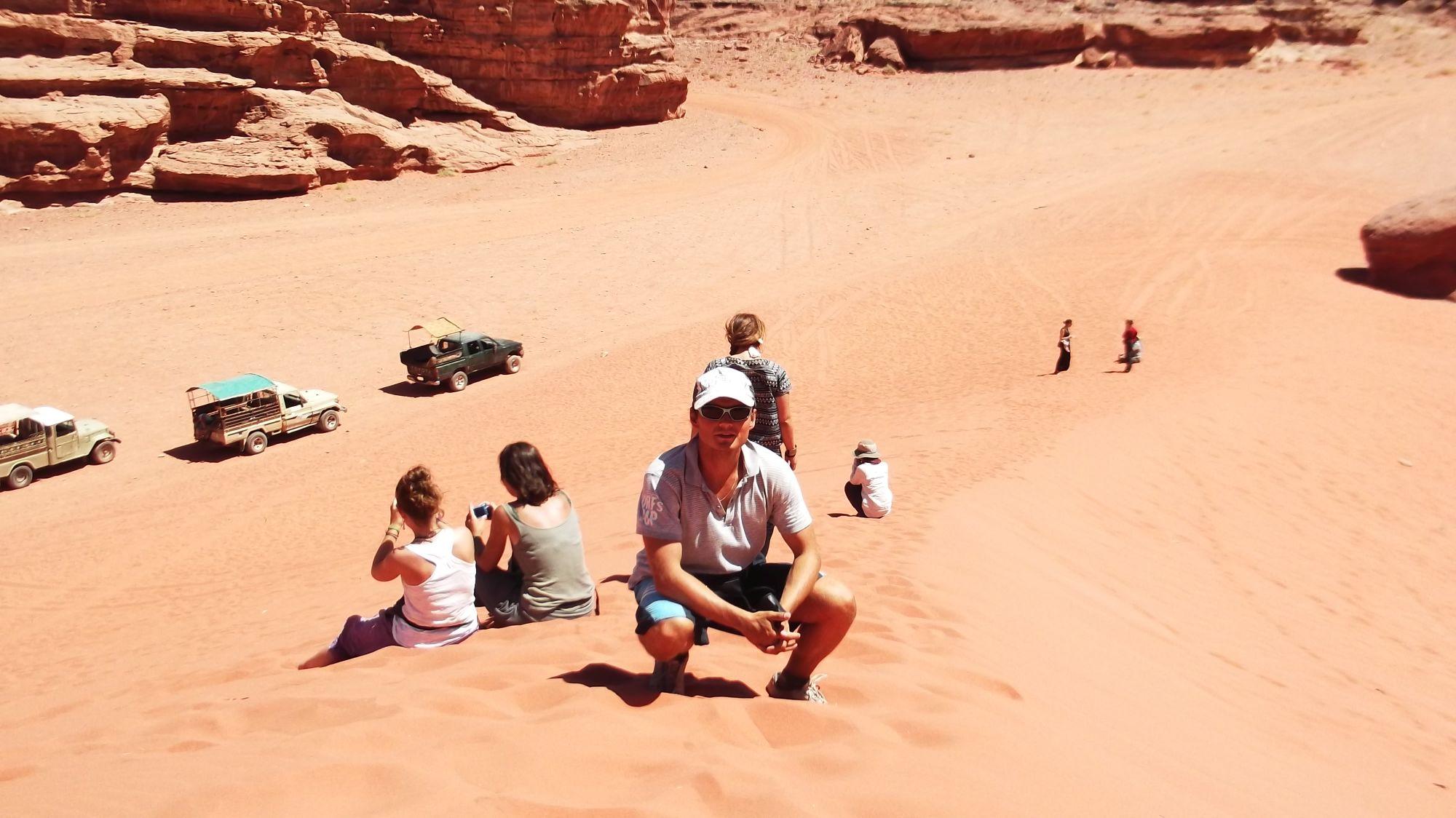 Bliski Wschód - Jordania - przewodnik-zdjęcia-atrakcje turystyczne