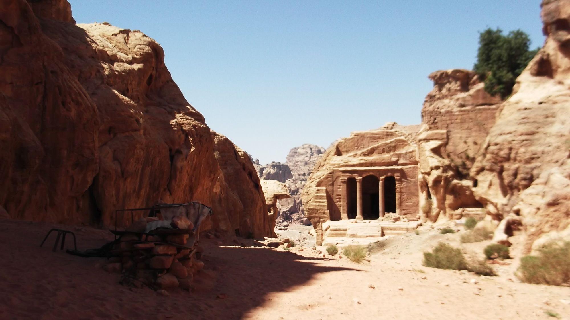 Jordania - Petra część 2 - zdjęcia, atrakcje - biuro podróży
