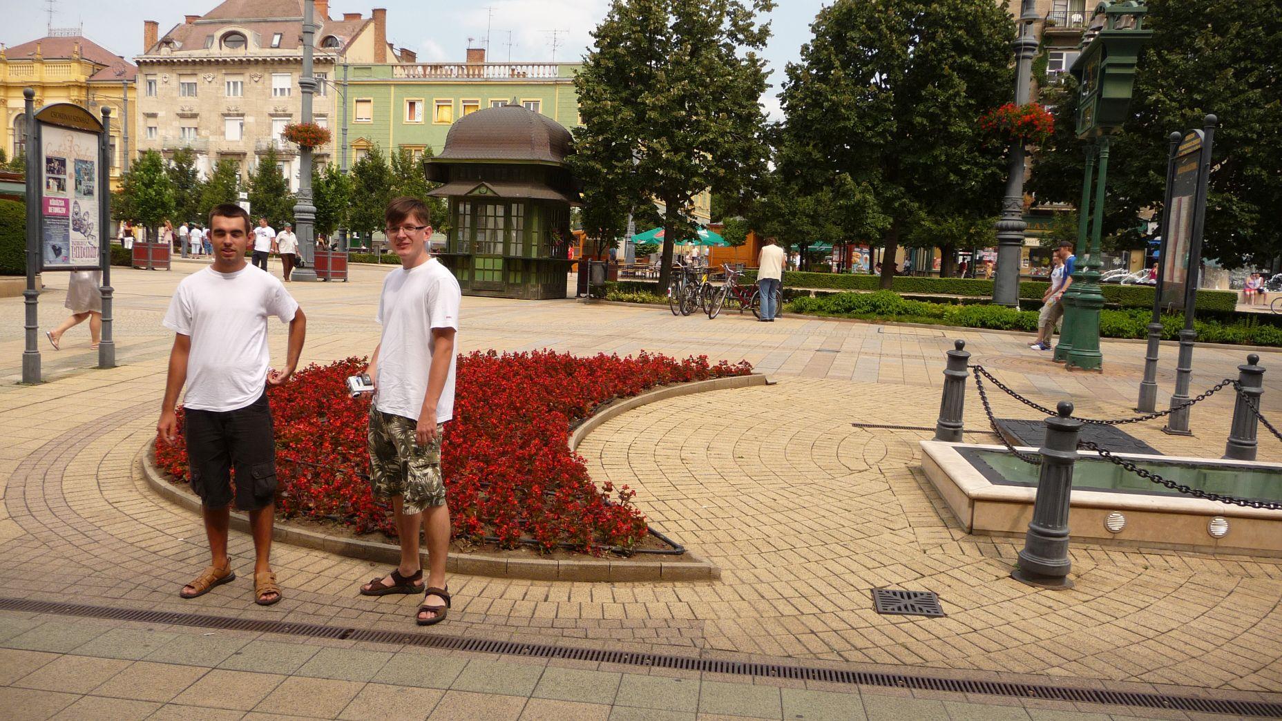 Węgry - Debrecen - zdjęcia, atrakcje