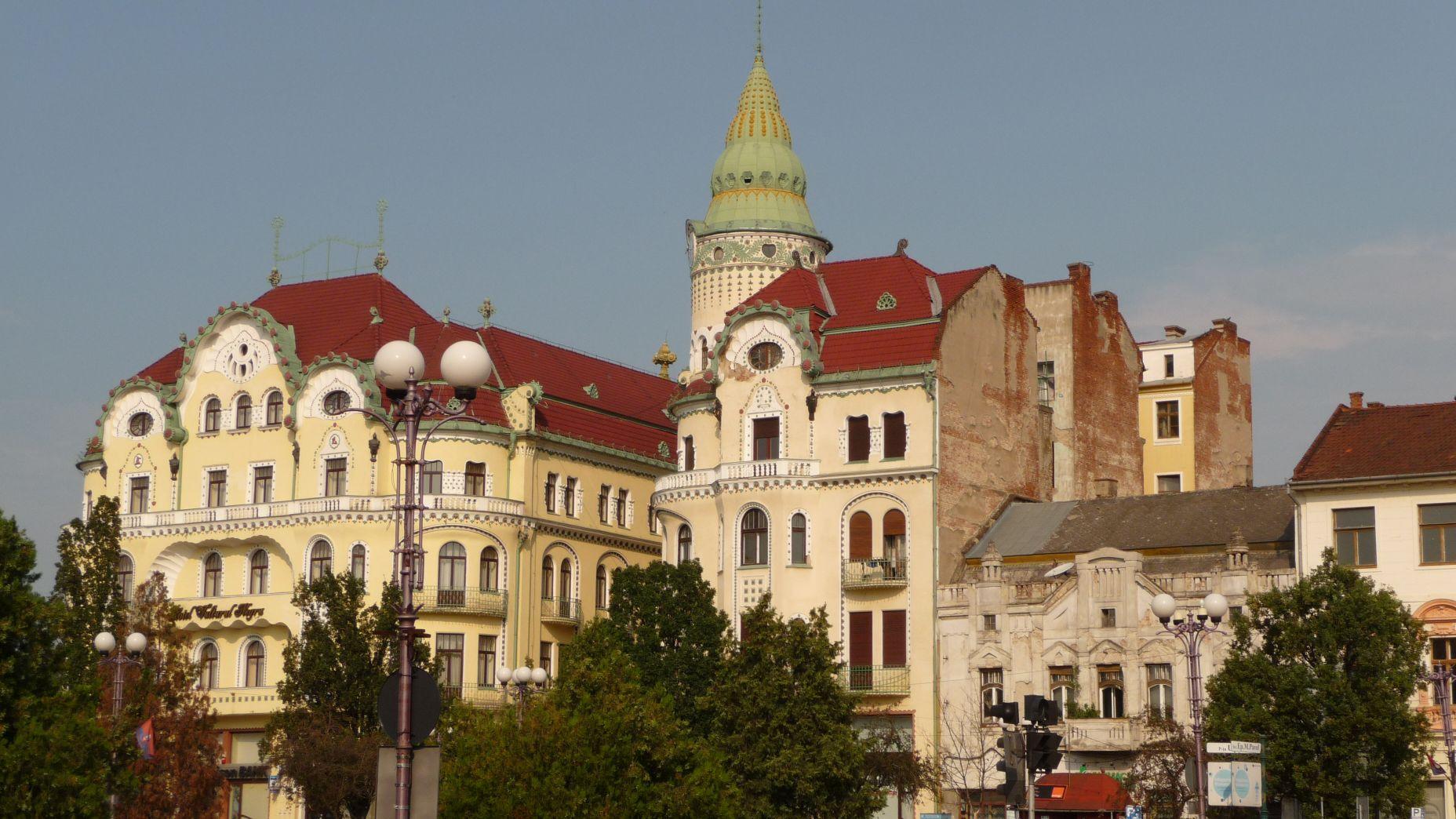 Węgry - Oradea - zdjęcia, atrakcje