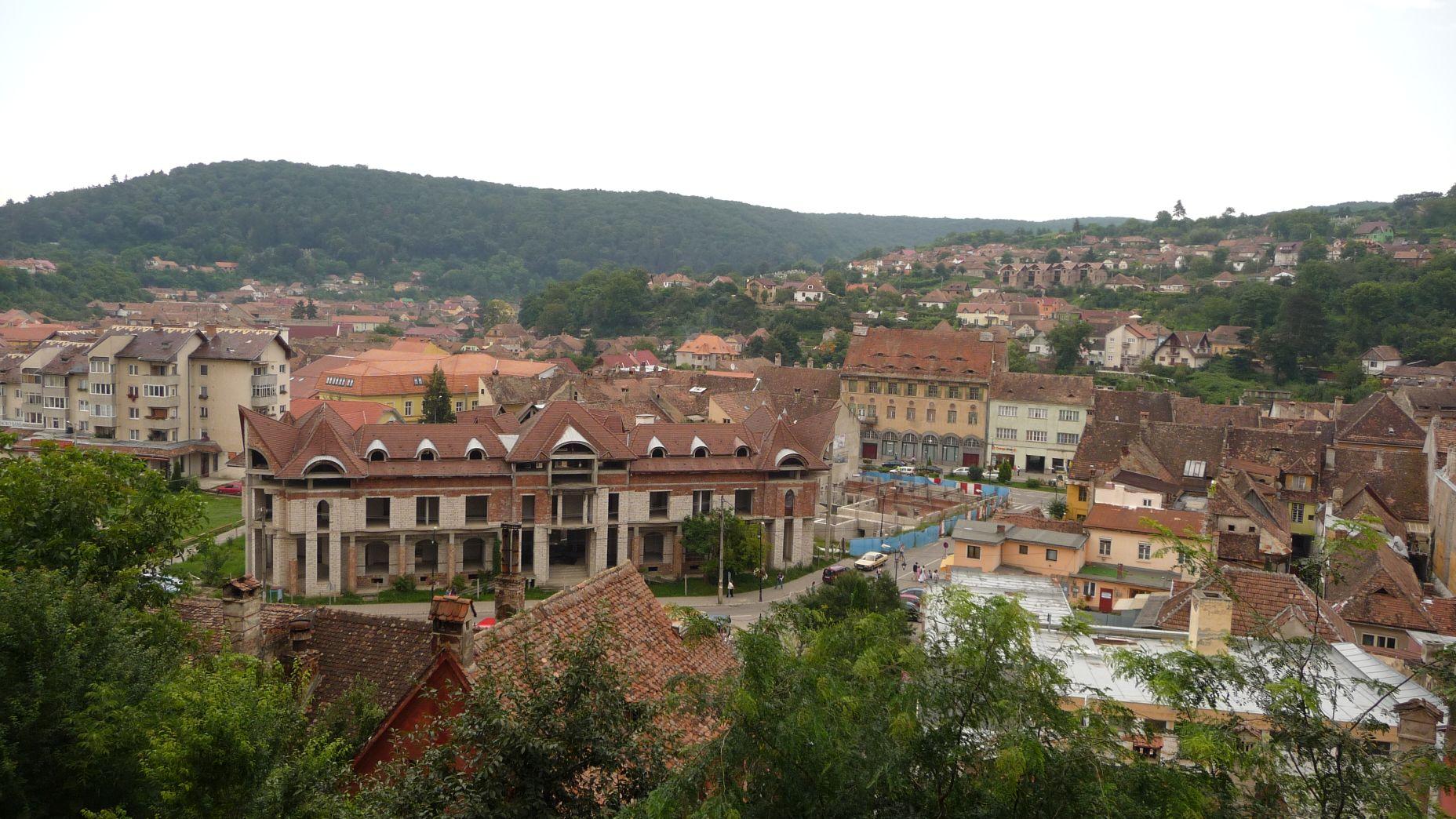 Rumunia - Sighisoara - zdjęcia, atrakcje