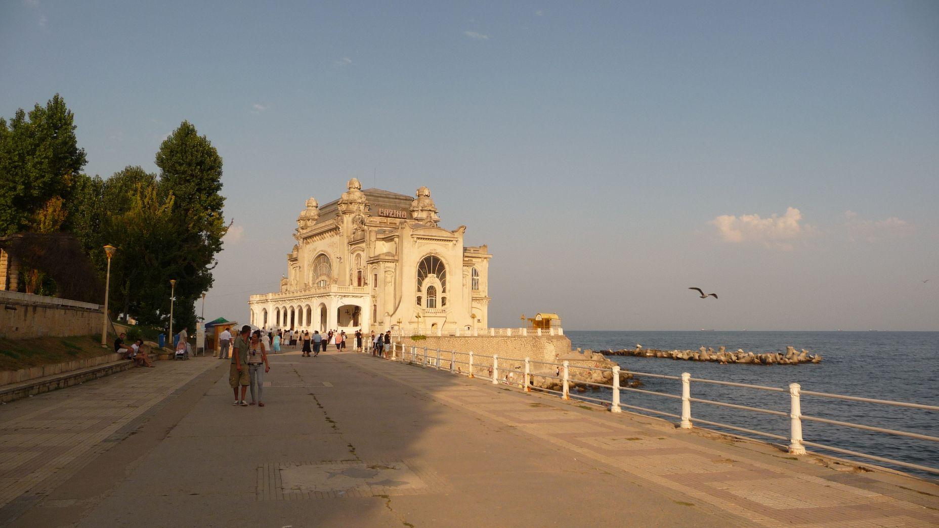 Rumunia - Konstanca - zdjęcia, atrakcje