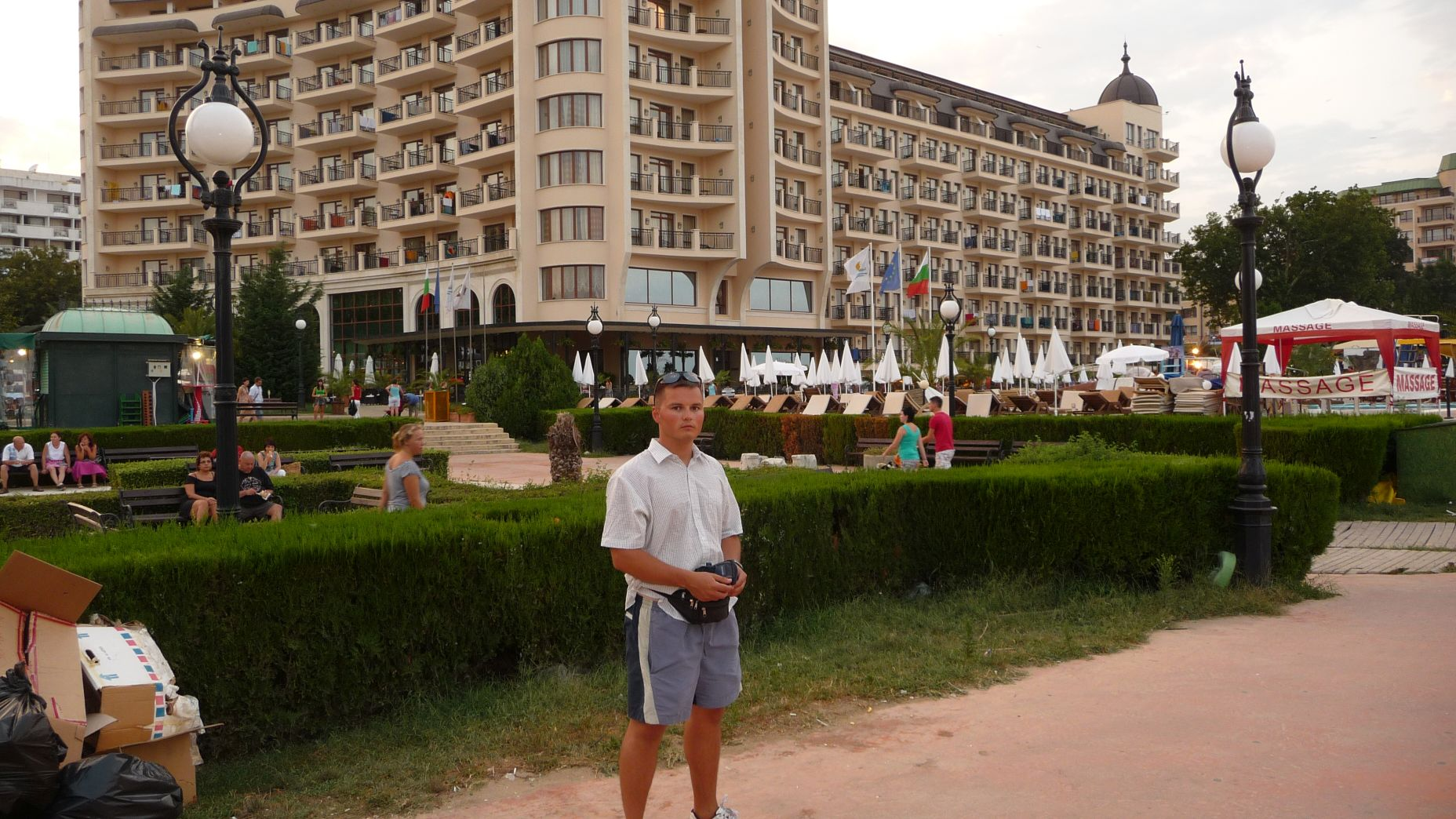 Bułgaria - Złote Piaski - zdjęcia, atrakcje