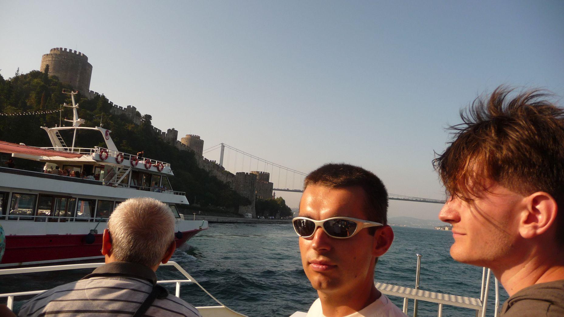 Turcja - Stambuł statkiem - zdjęcia, atrakcje