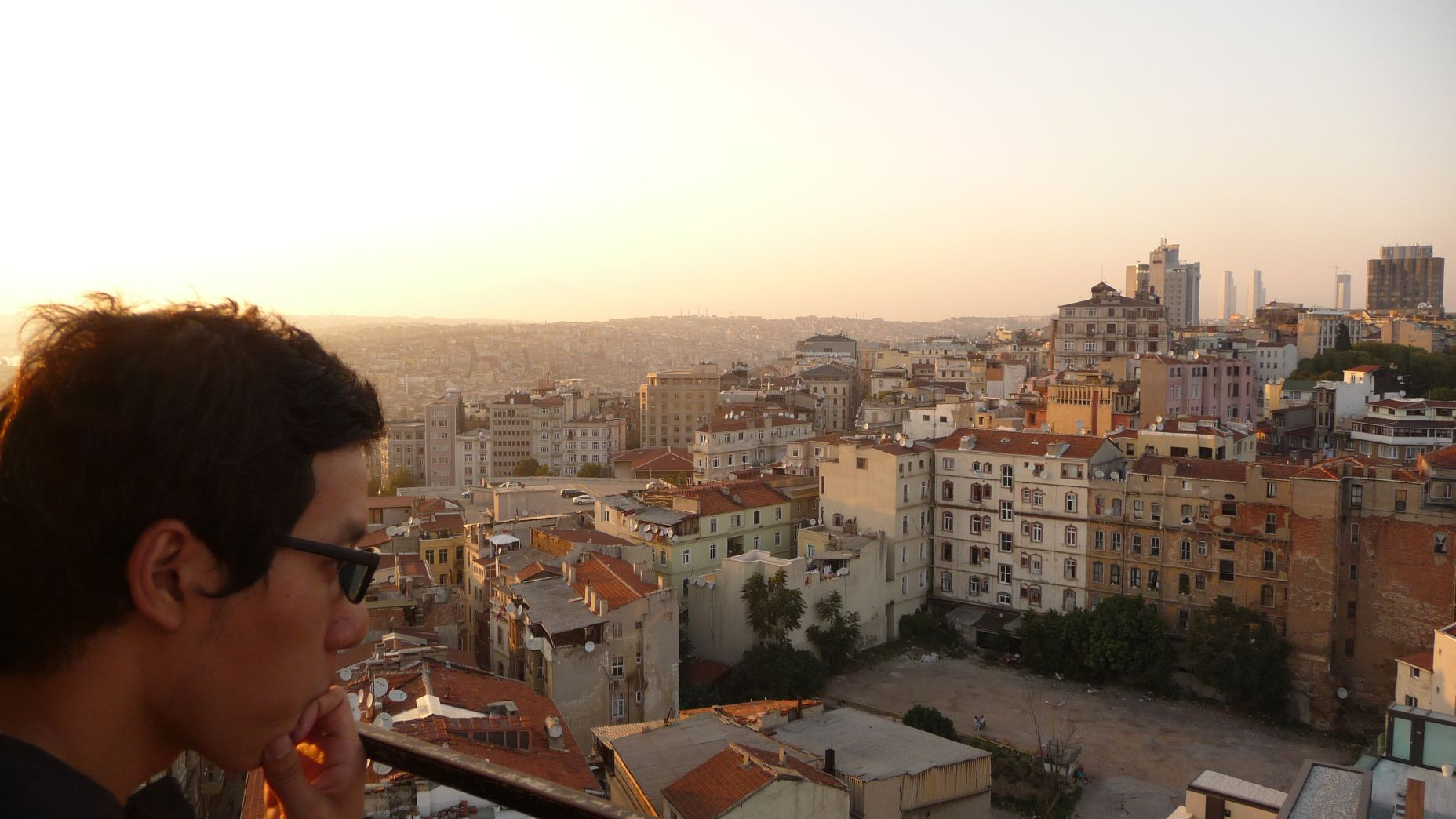 Turcja - Stambuł Panorama - zdjęcia, atrakcje