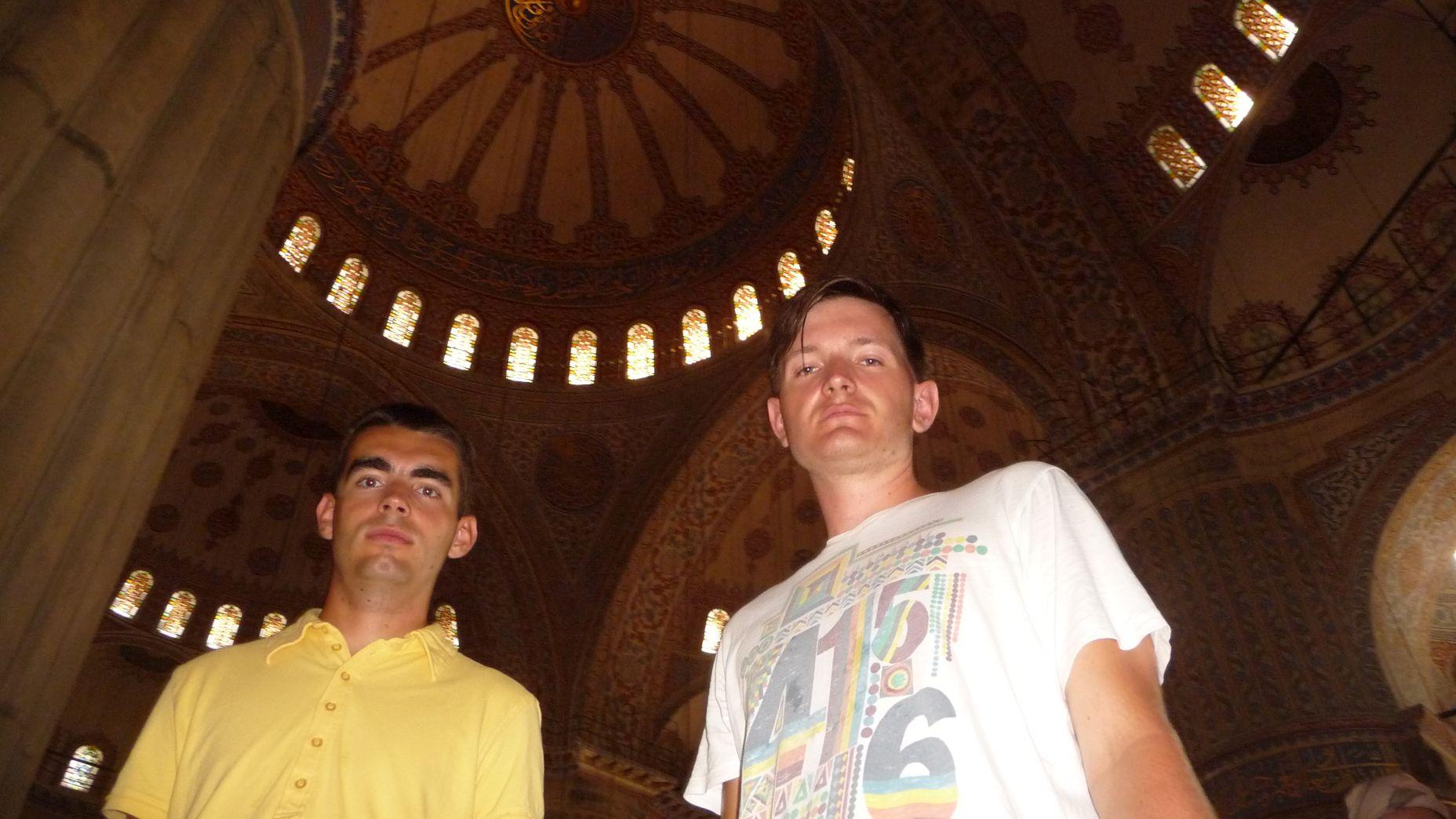 Turcja - Stambuł cześć 3 - zdjęcia, atrakcje