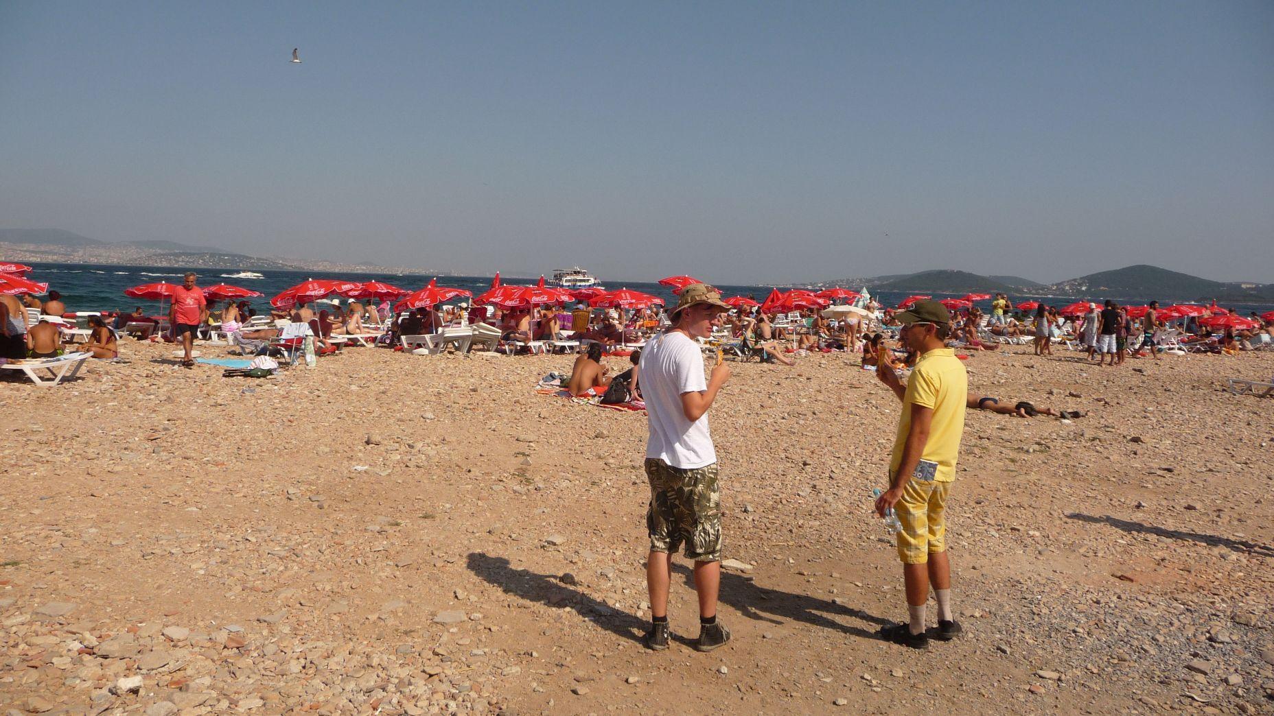 Turcja - Stambuł Wyspy Książęce - zdjęcia, atrakcje