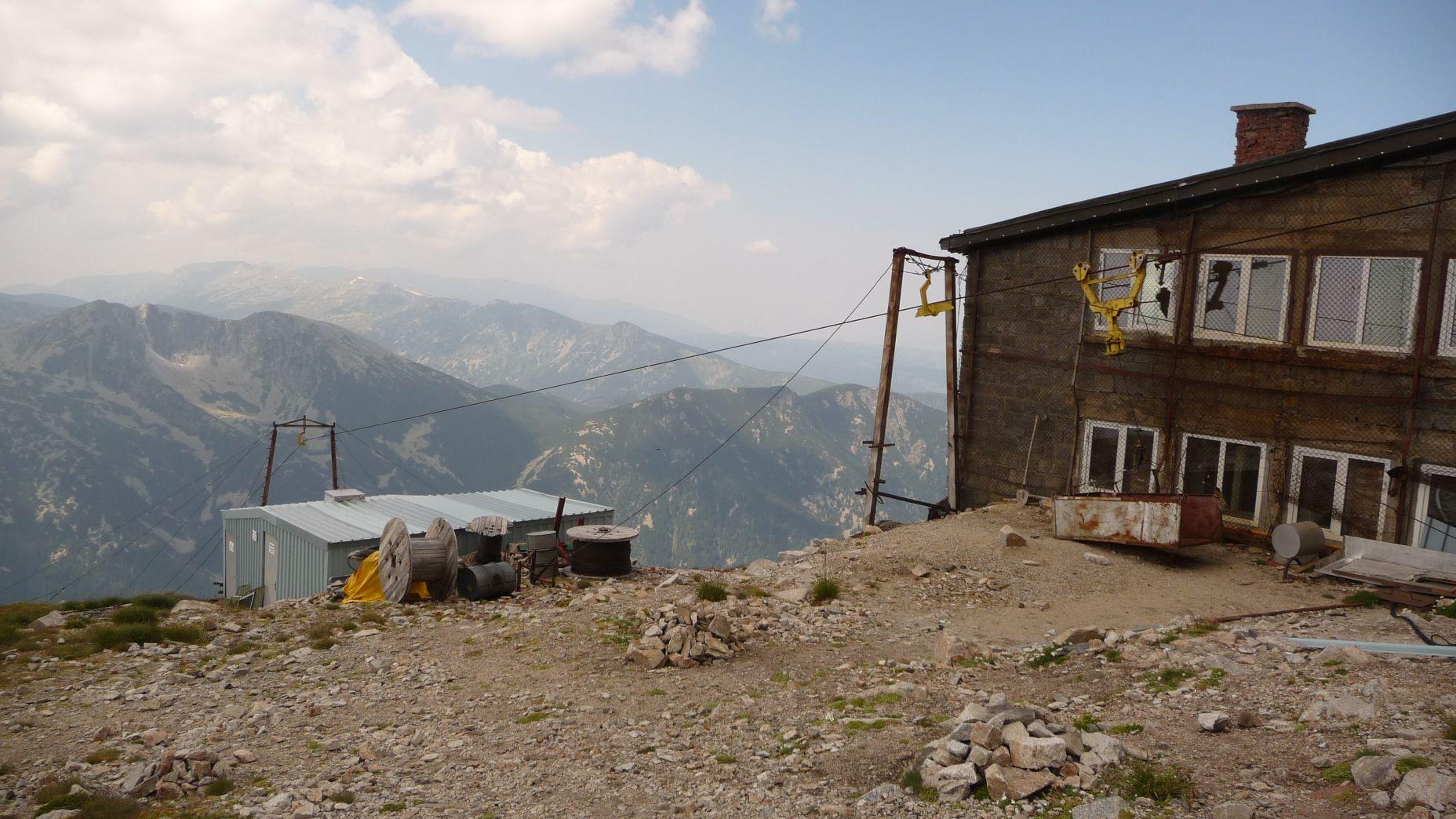 Bułgaria - Szczyt Musała - zdjęcia, atrakcje