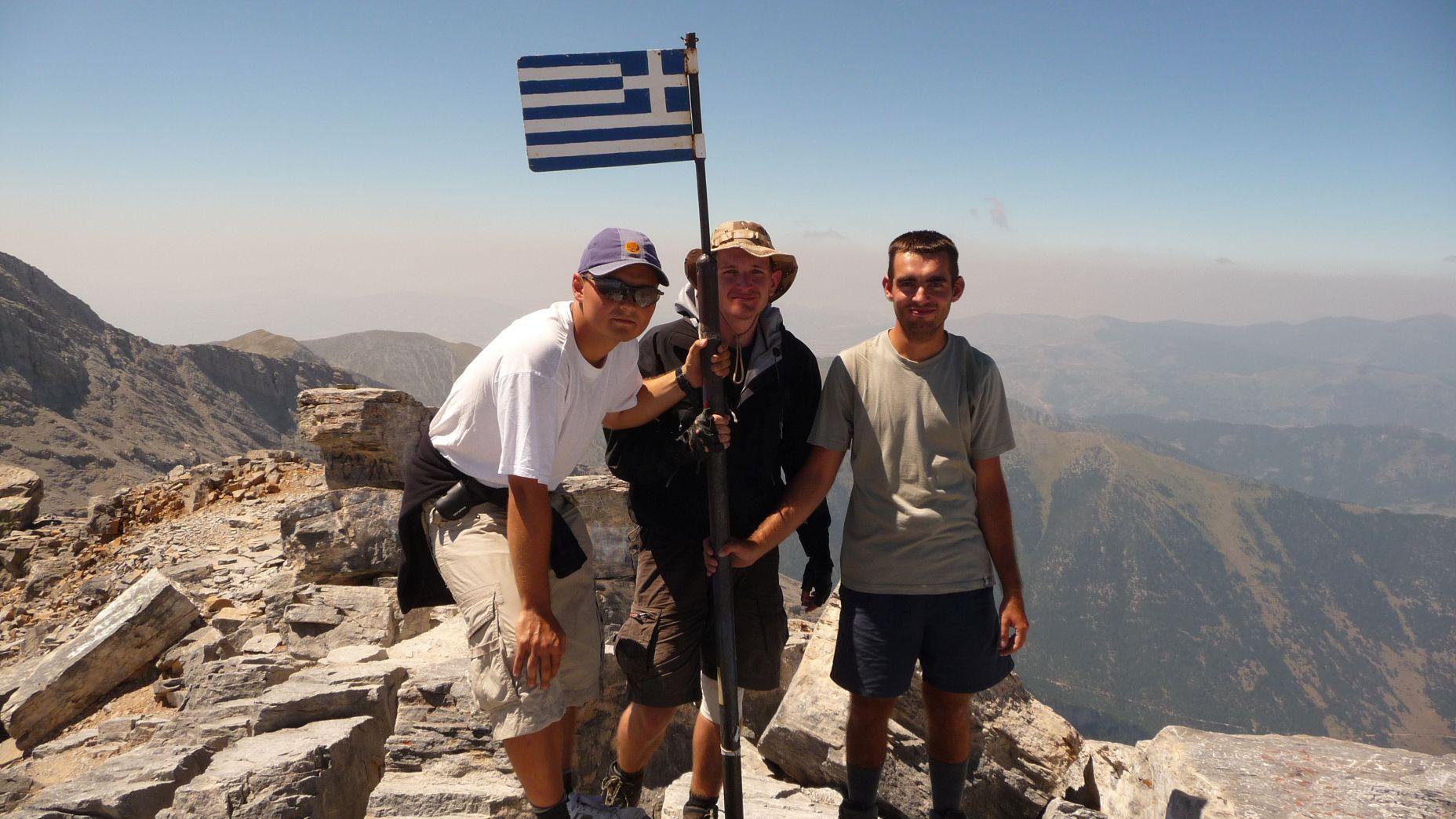Grecja - Podstawowe informacje - przewodnik, zdjęcia, atrakcje