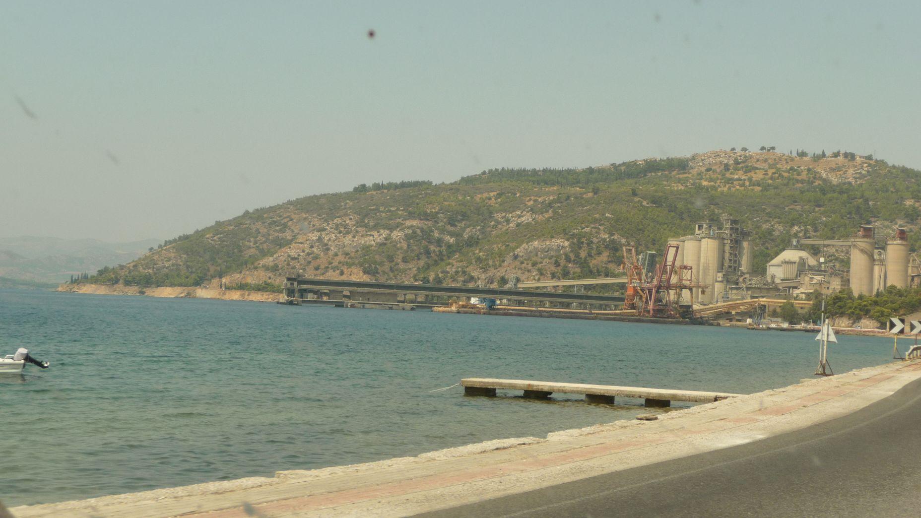 Grecja - Termopile - zdjęcia, atrakcje