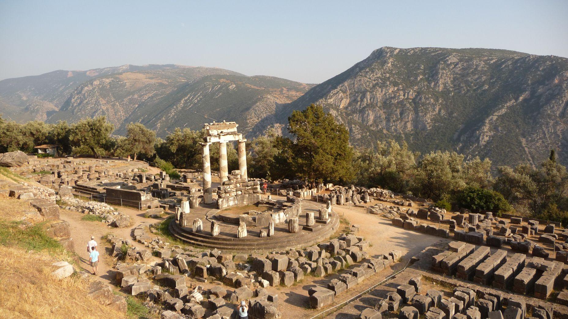 Grecja - Różne - zdjęcia, atrakcje