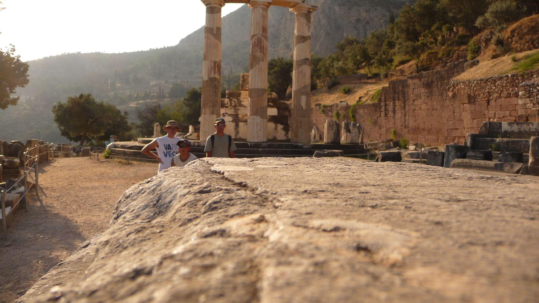 Grecja - Delfy - zdjęcia, atrakcje