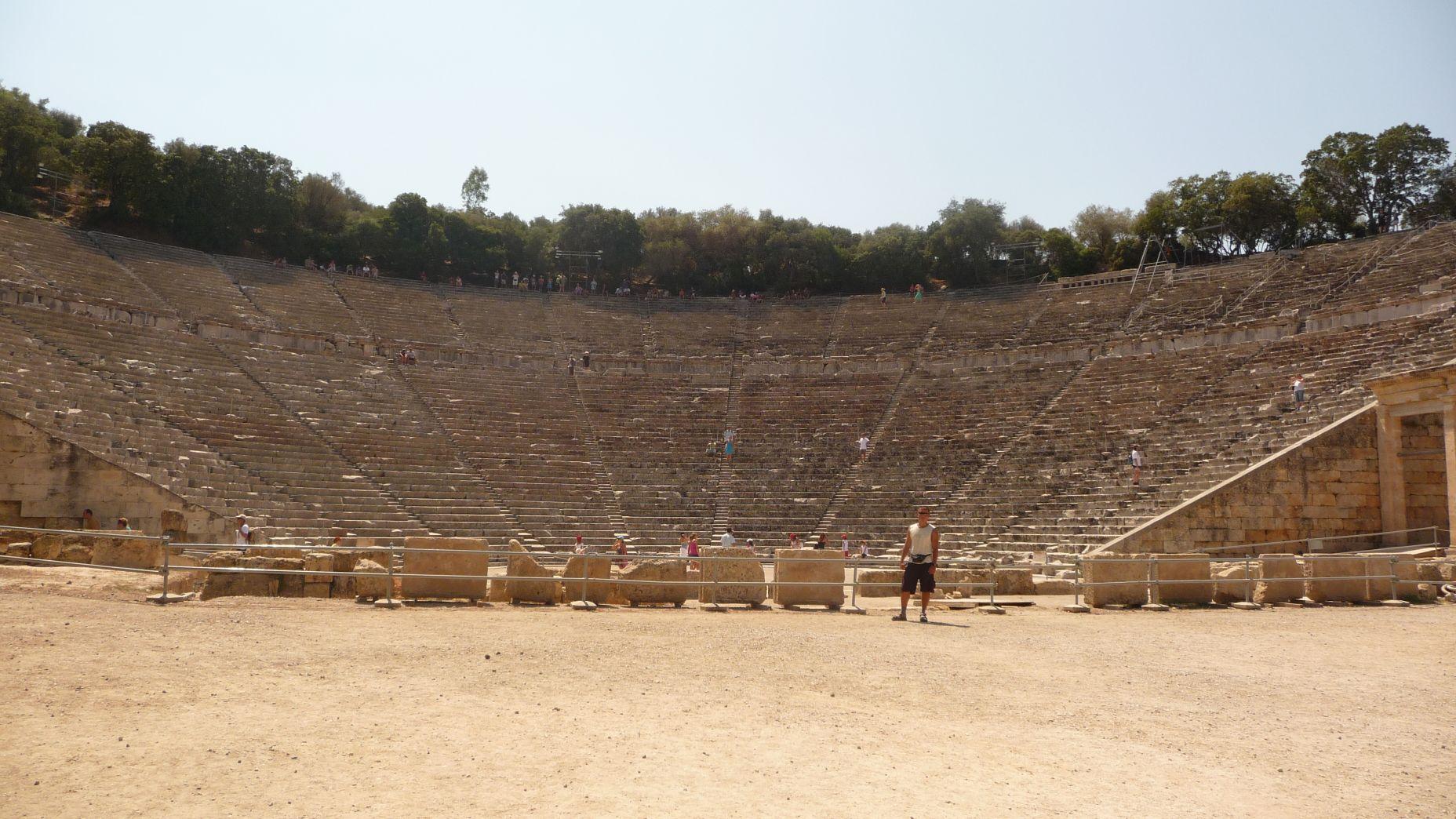 Grecja - Epidauros - zdjęcia, atrakcje