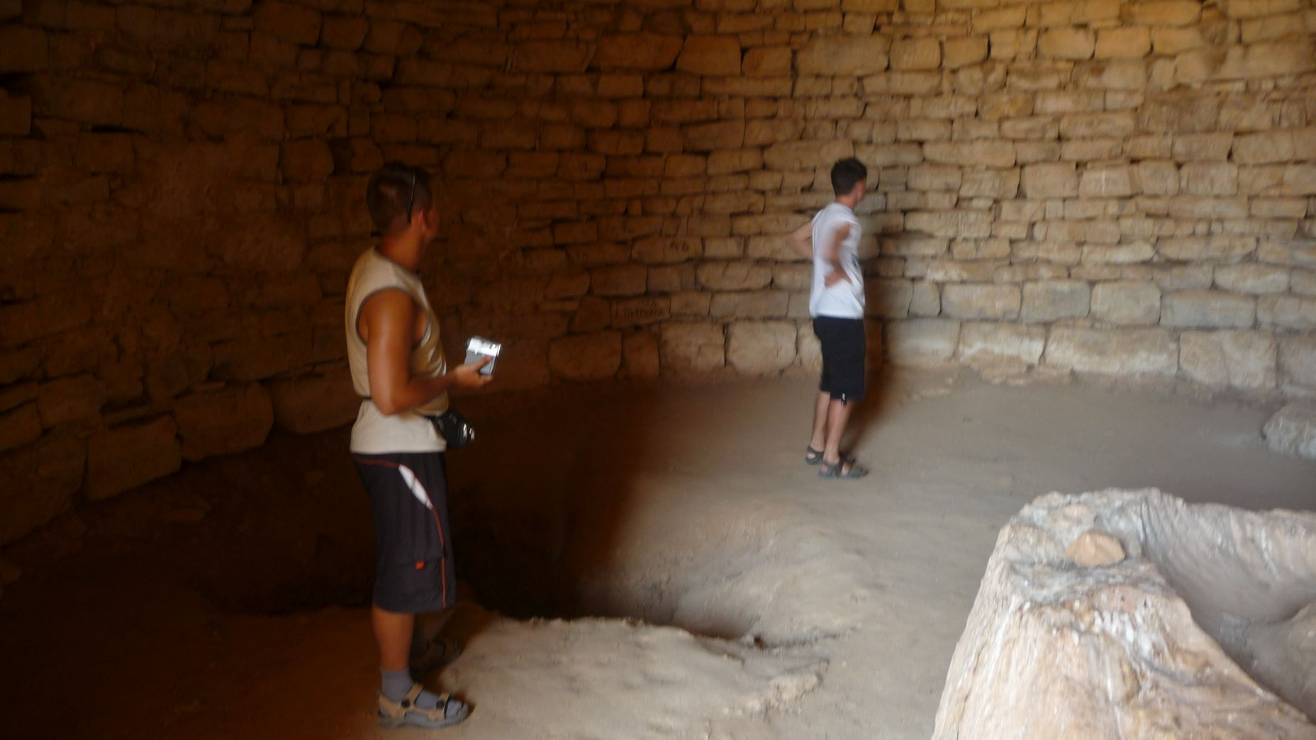 Grecja - Tiryns - zdjęcia, atrakcje