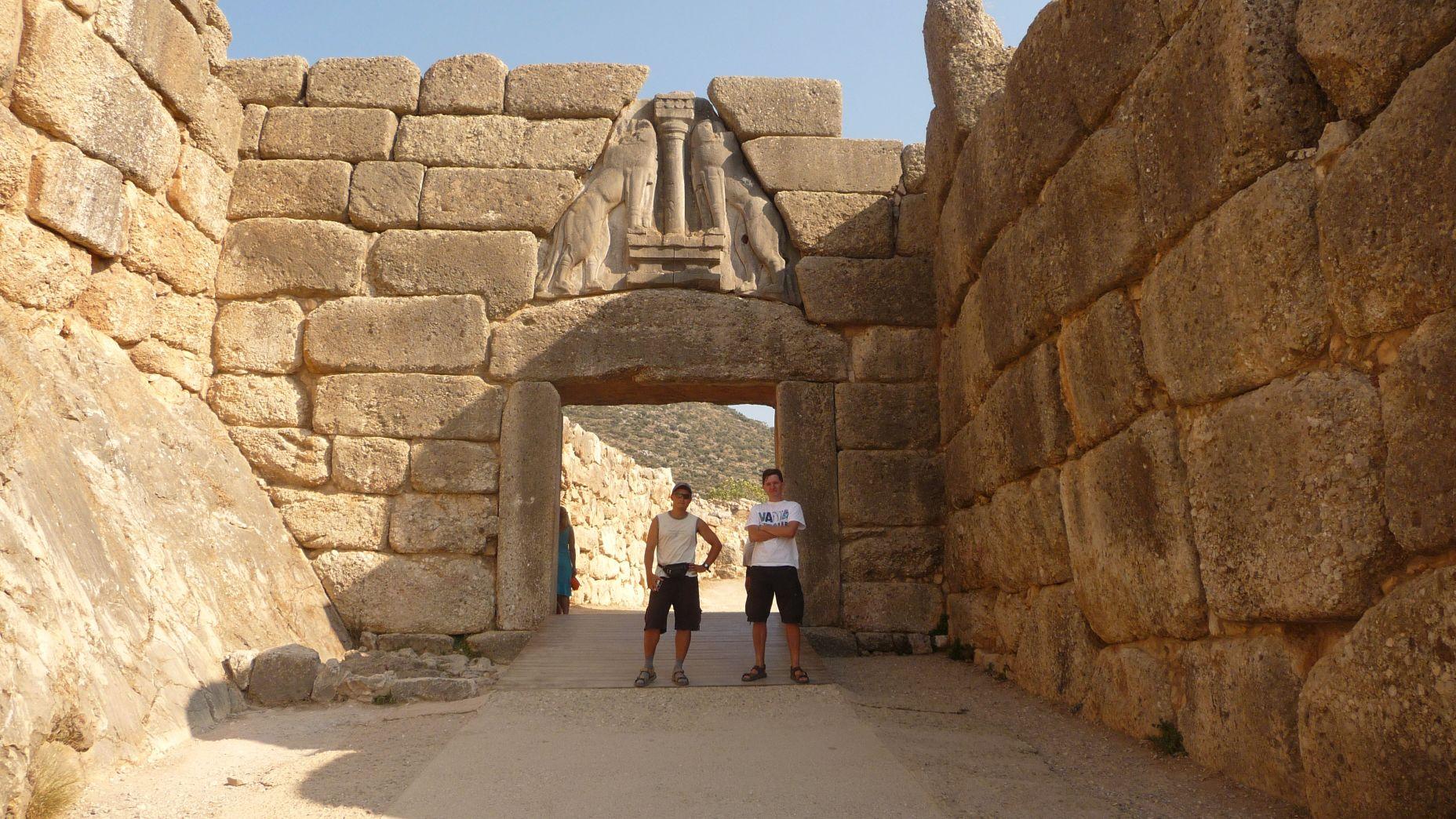 Grecja - Mykeny - zdjęcia, atrakcje