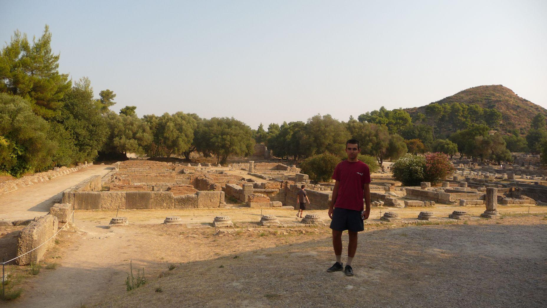 Grecja - Olimpia - zdjęcia, atrakcje