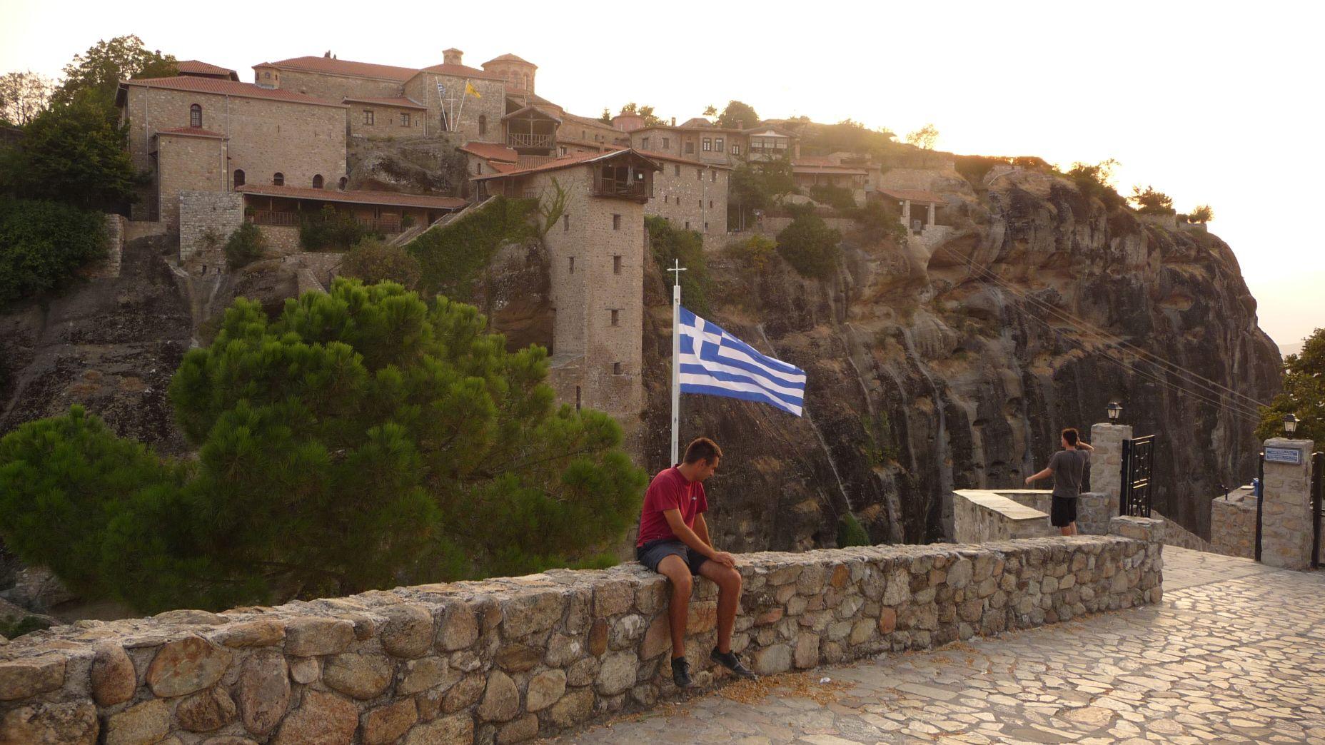 Grecja - Meteory - zdjęcia, atrakcje
