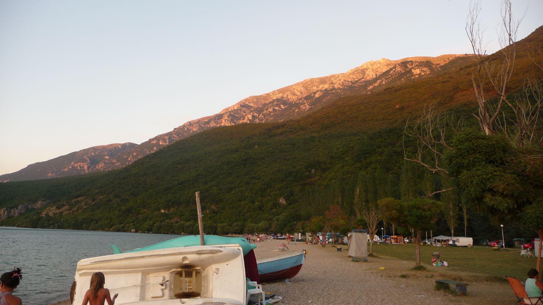 Macedonia - Jezioro Ochrydzkie - zdjęcia, atrakcje