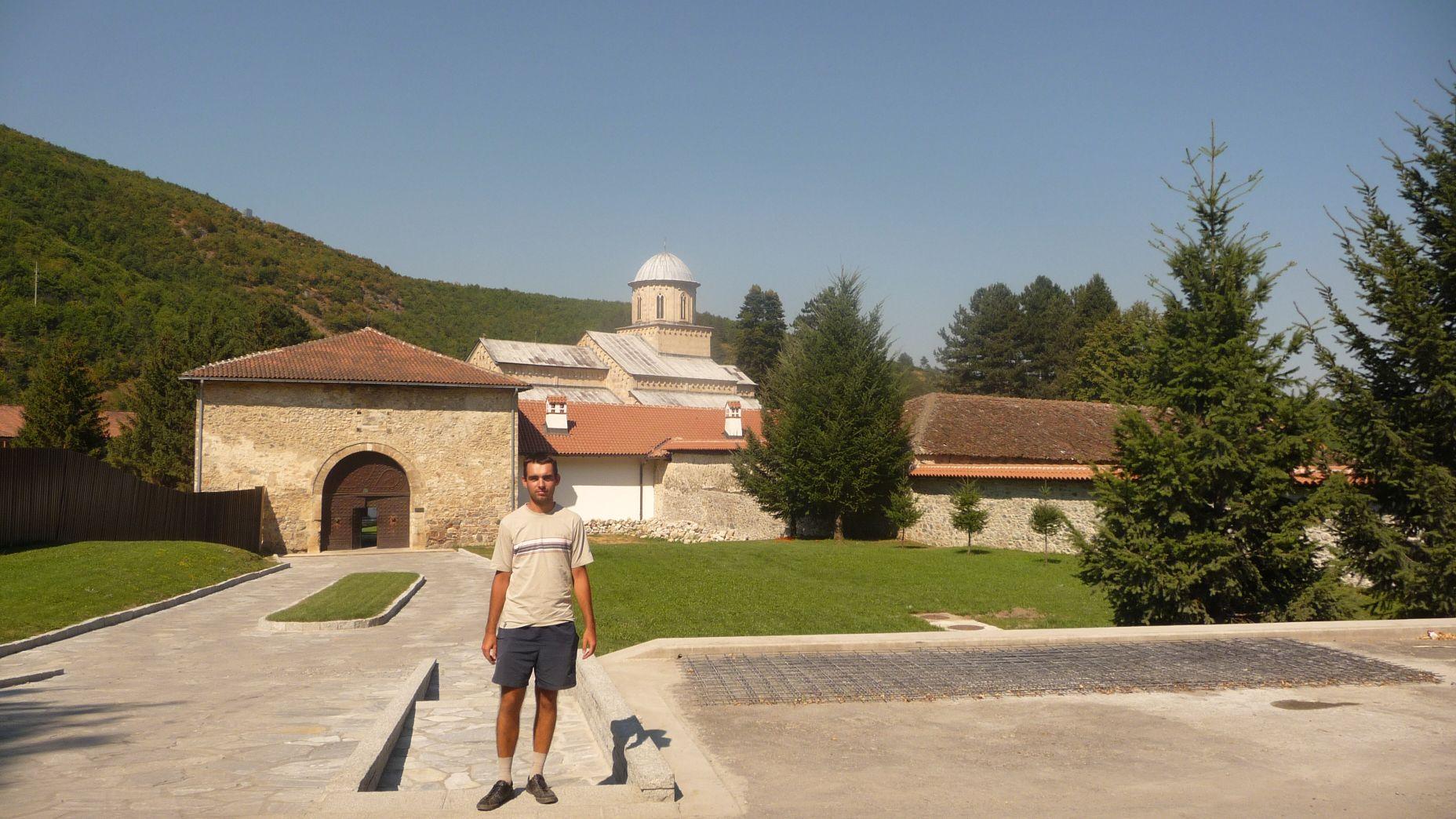 Kosowo - Visoki Decani - zdjęcia, atrakcje