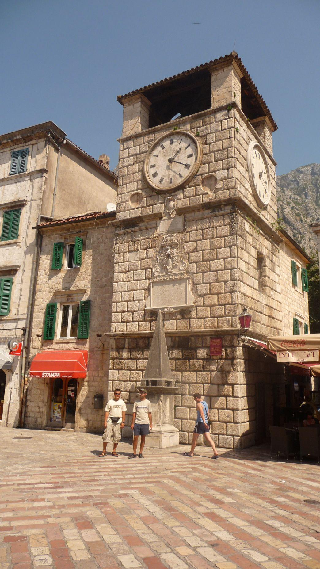Czarnogóra - Kotor - zdjęcia, atrakcje
