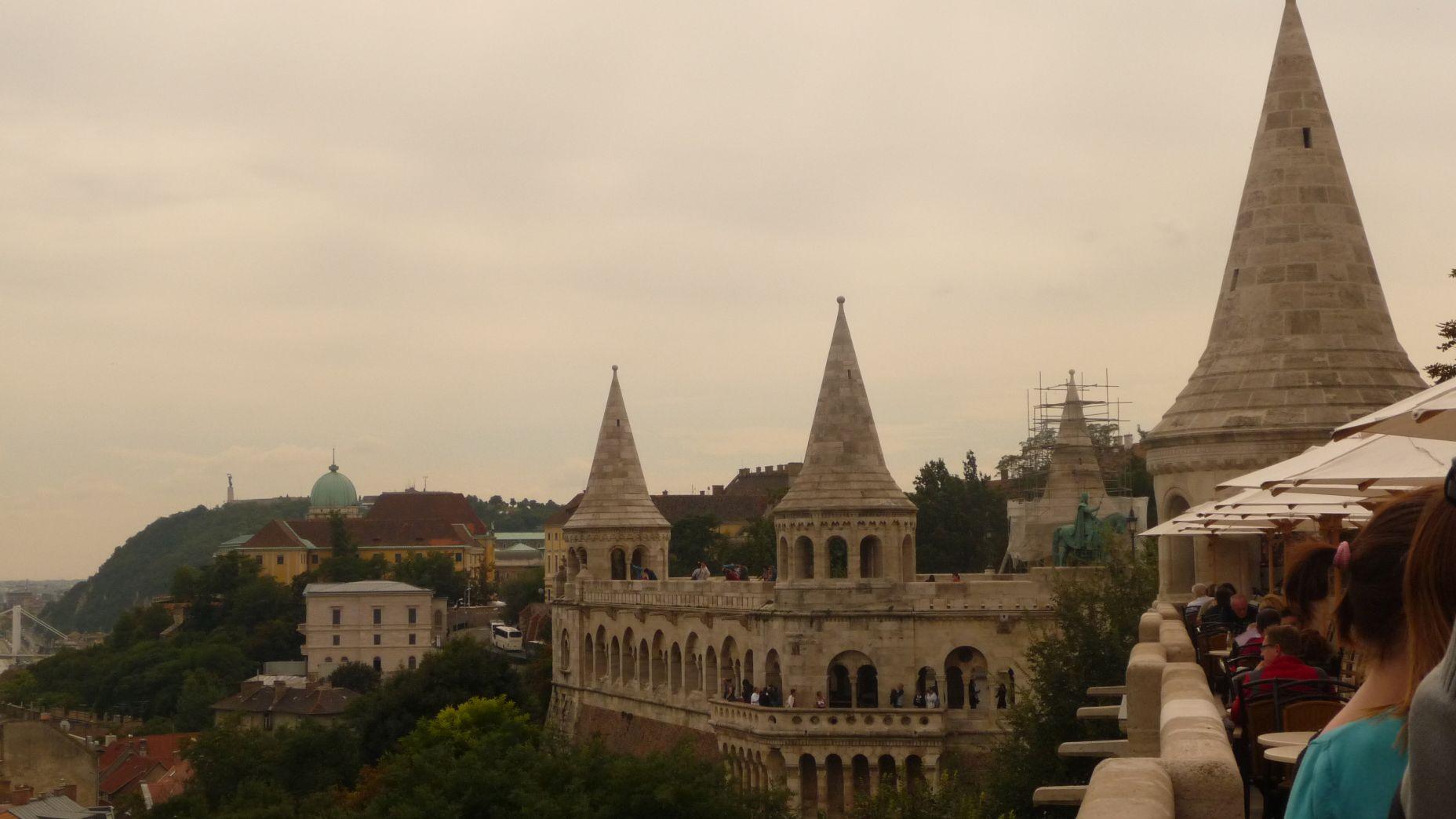 Węgry - Budapeszt część 1 - zdjęcia, atrakcje