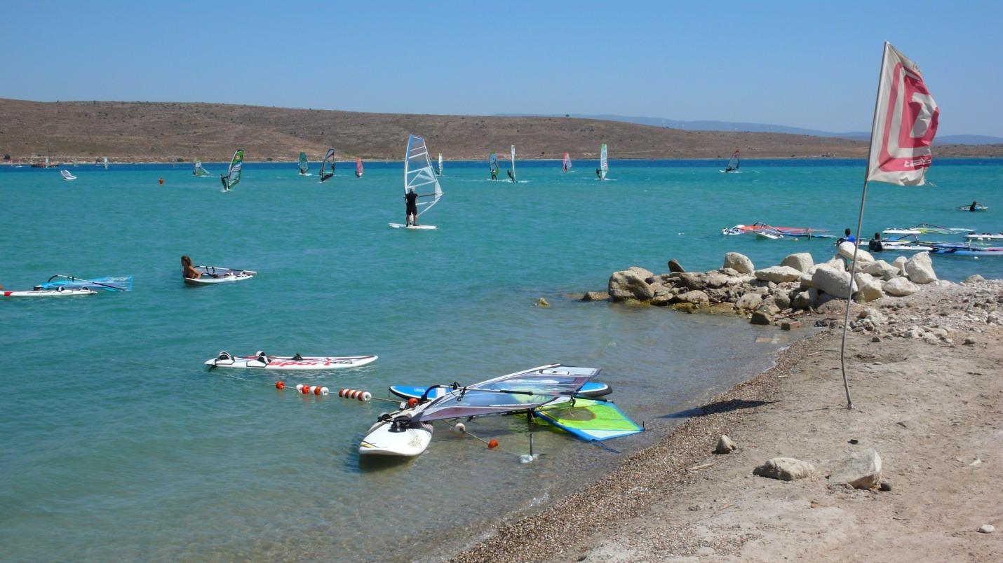 Turcja - Alacati - windsurfing kitesurfing