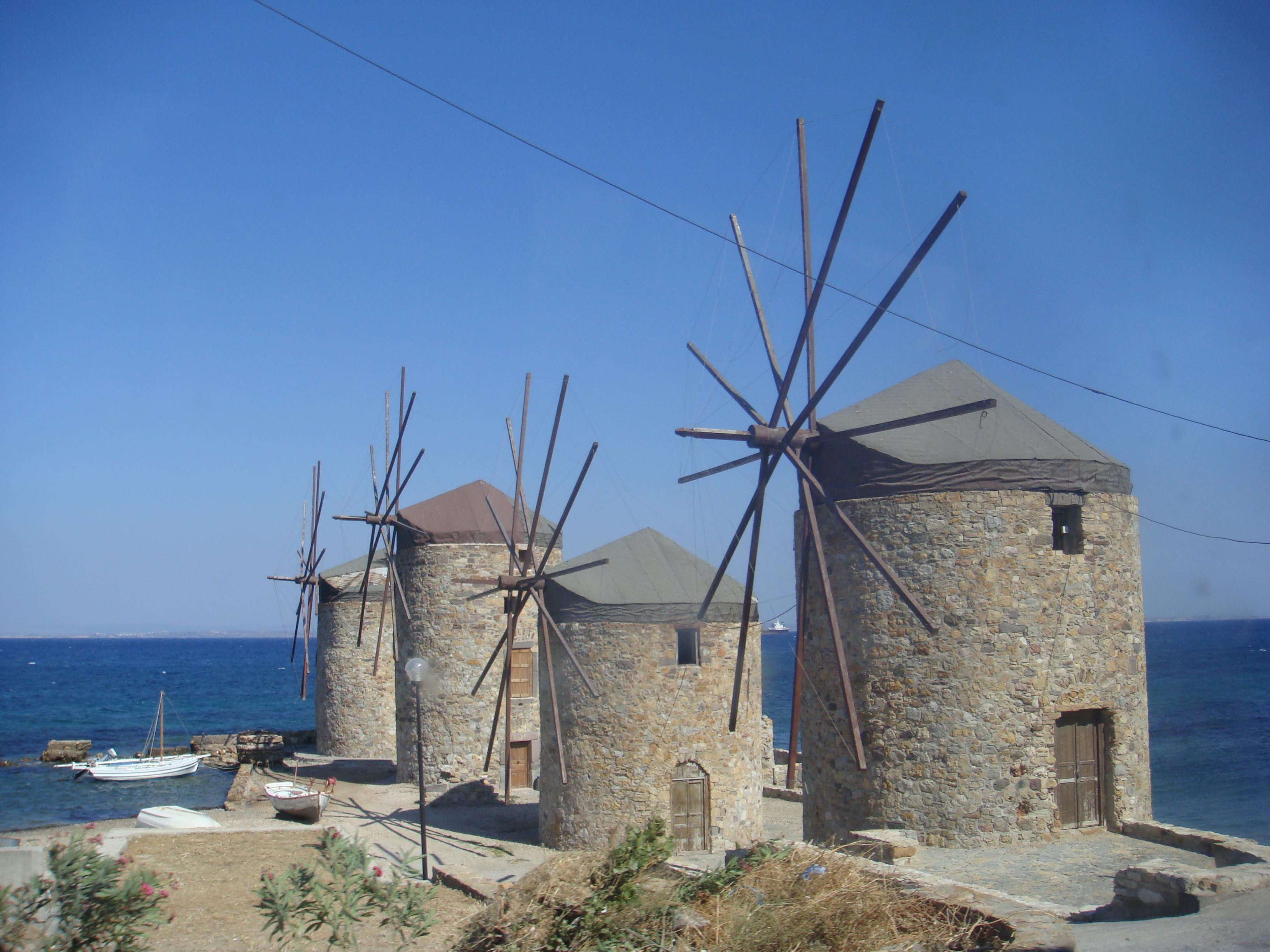 Turcja - Wyspa Chios - zdjęcia, atrakcje