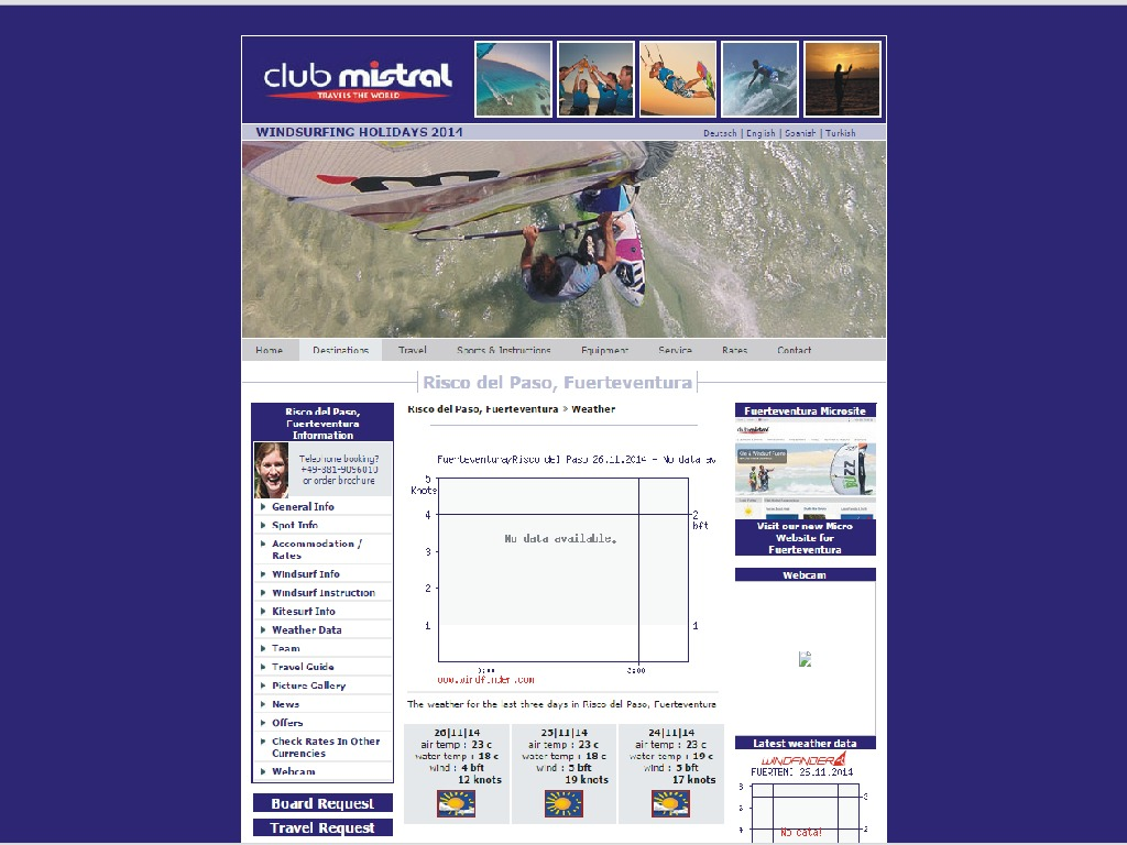 Fuerteventura szkoła windsurfing kitesurfing