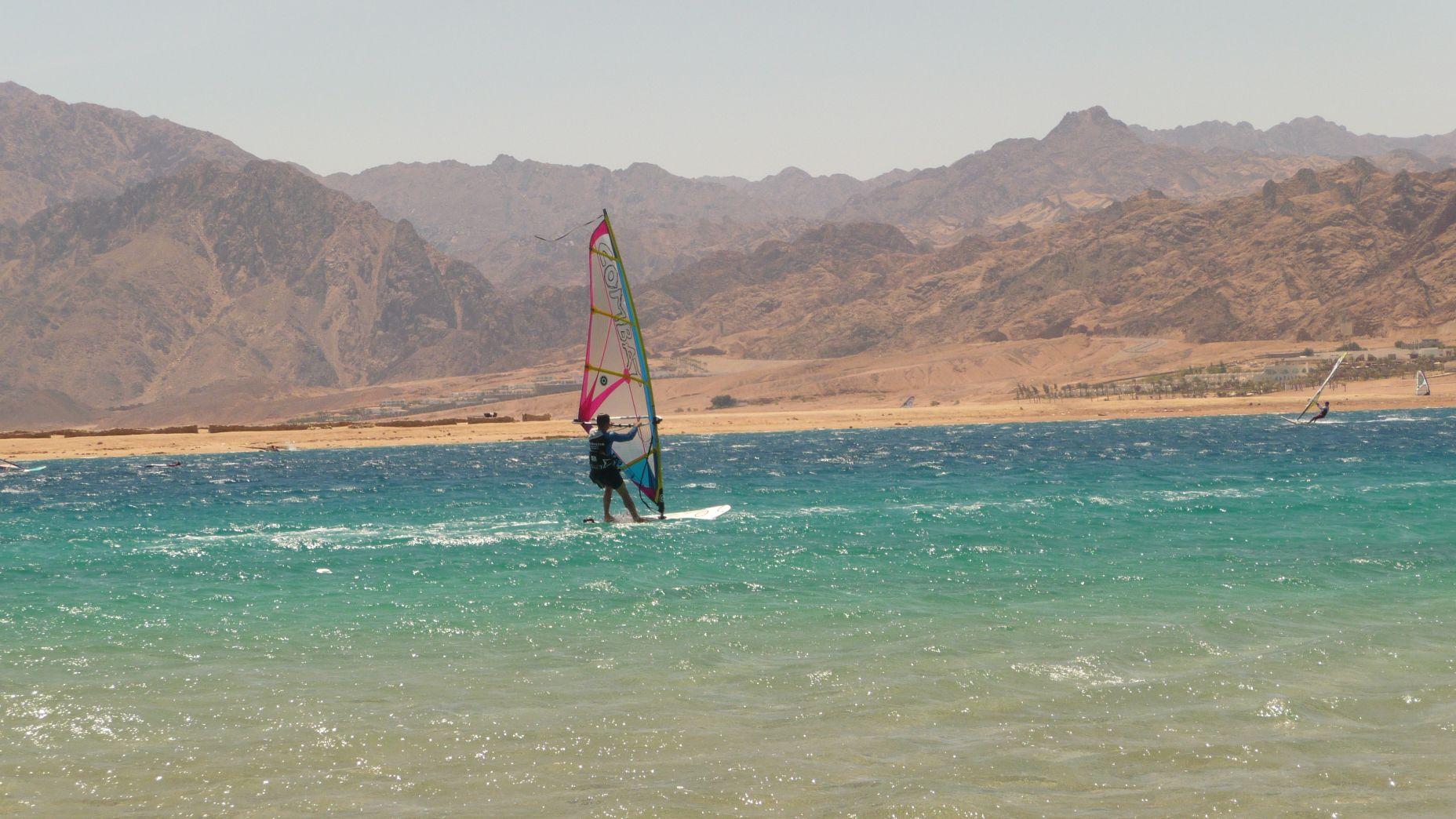 Egipt - Dahab - windsurfing kitesurfing