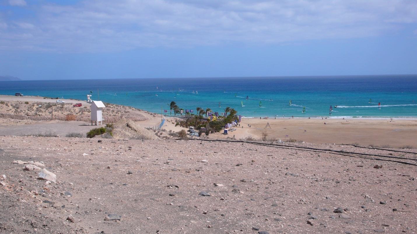 Wyspy Kanaryjskie - Fuerteventura - windsurfing kitesurfing