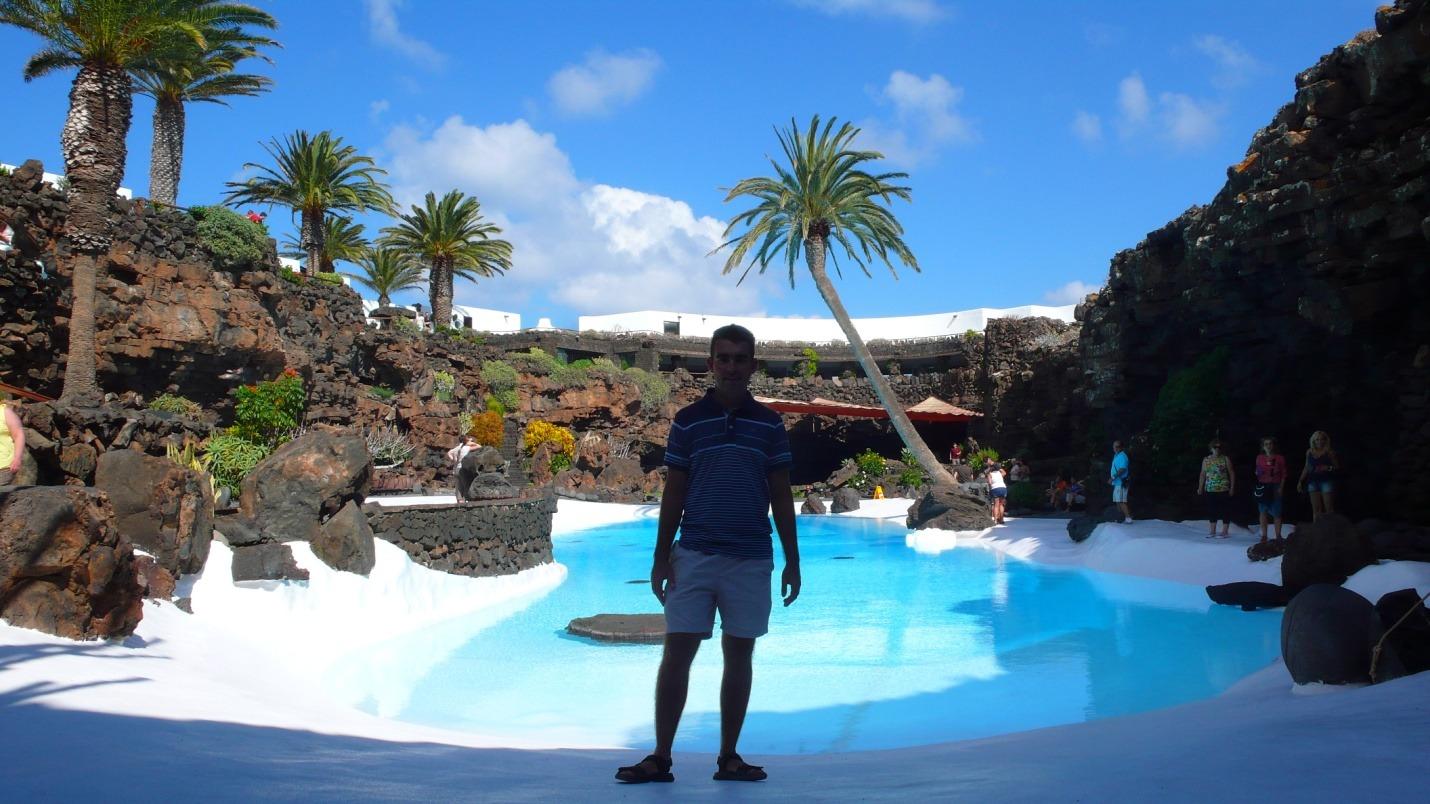 Lanzarote-Jameos del Agua-zdjęcia, atrakcje