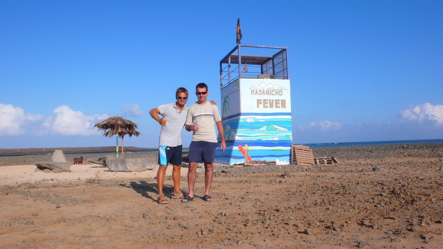 Fuerteventura - Majanicho - zdjęcia, atrakcje