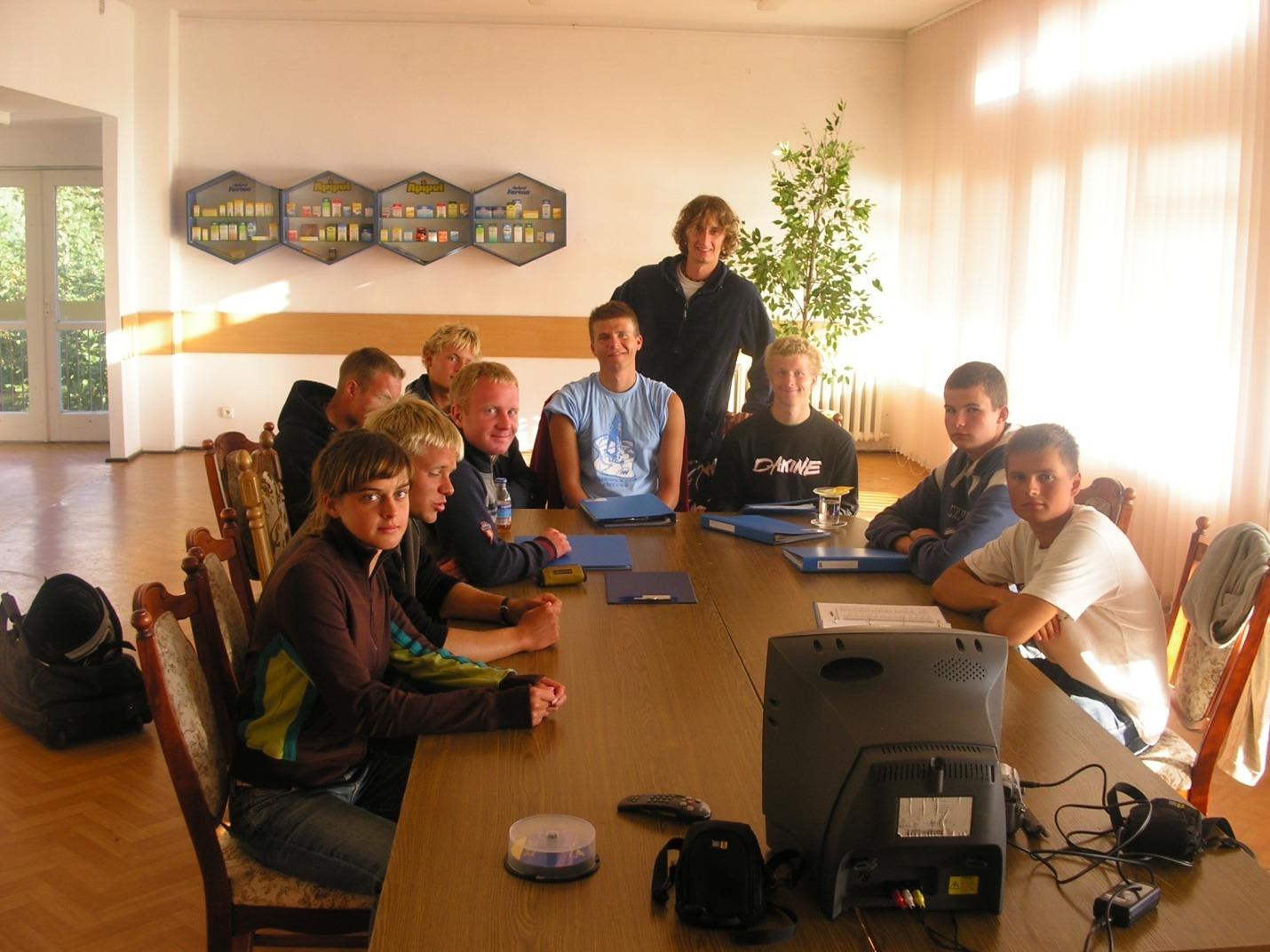 Jurata - kurs instruktorski VDWS - zdjęcia