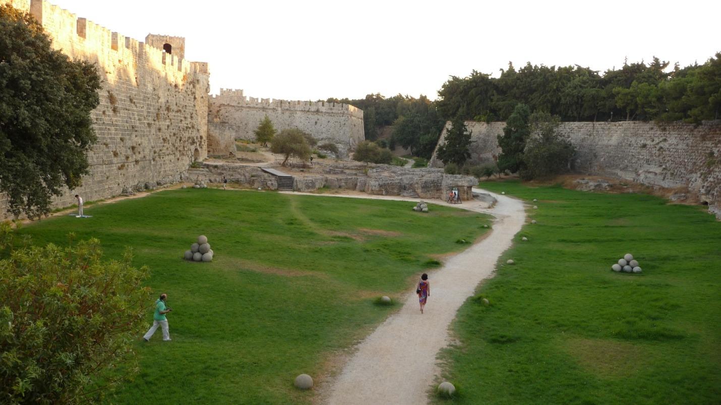 Rodos - Miasto Rodos - zdjęcia, atrakcje