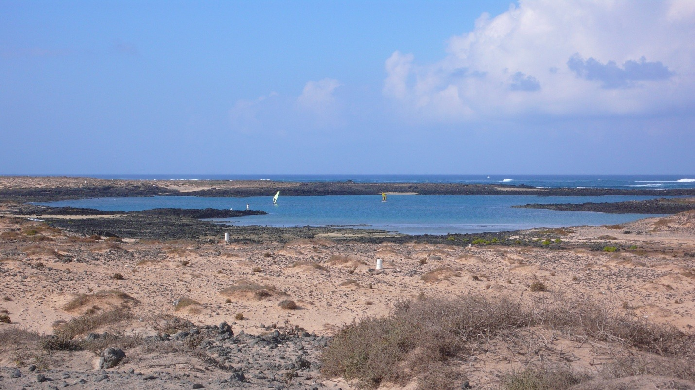 Fuerteventura - Północne wybrzeże - zdjęcia, atrakcje