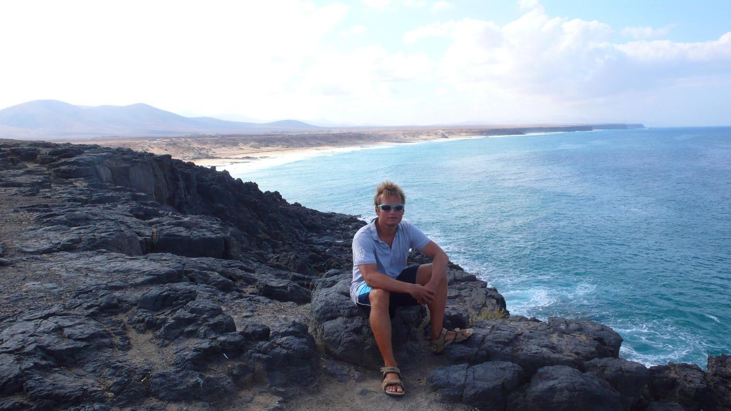 Fuerteventura - El Cotillo - zdjęcia, atrakcje