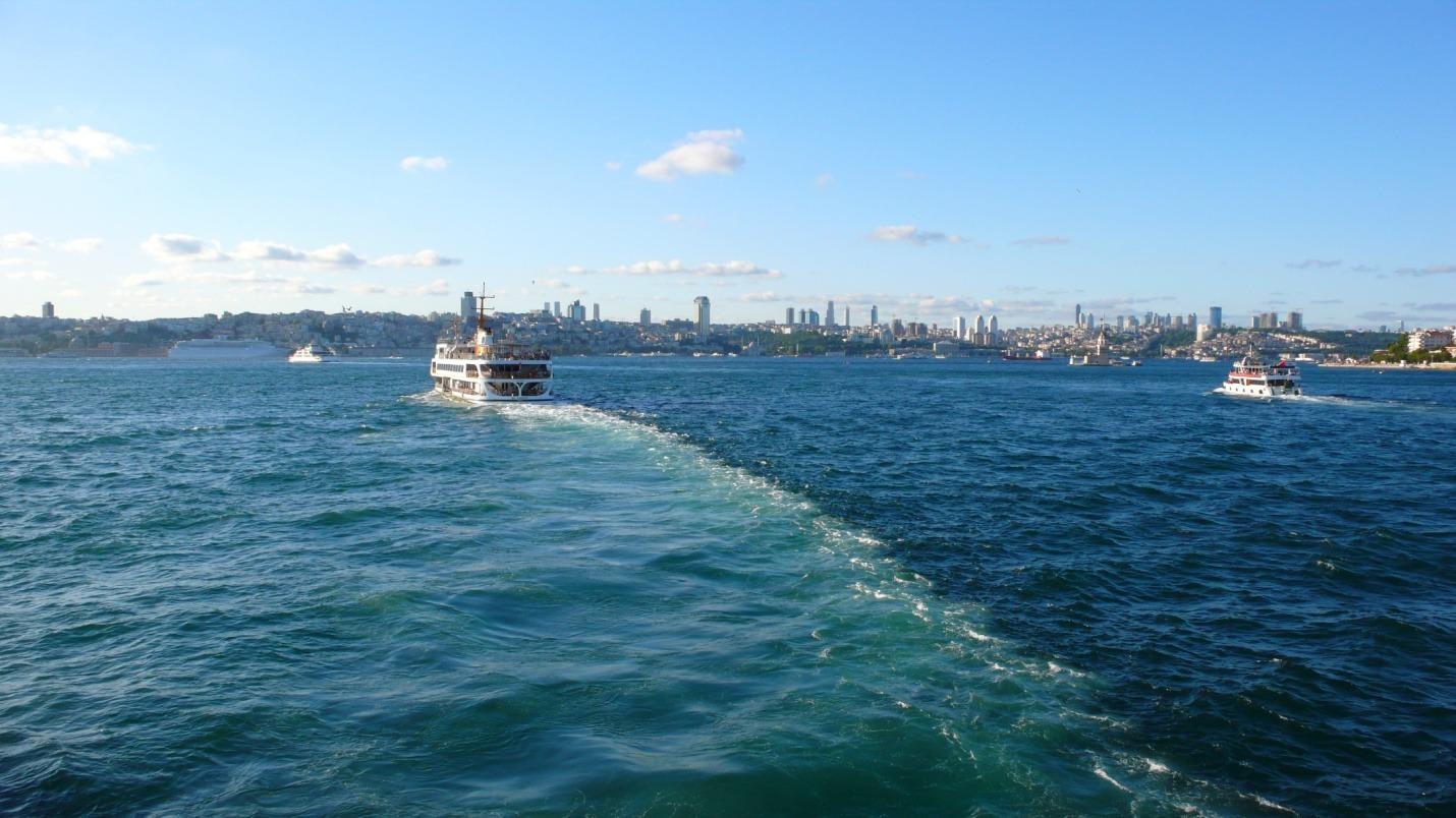 Turcja - Cieśnina Bosfor - zdjęcia, atrakcje