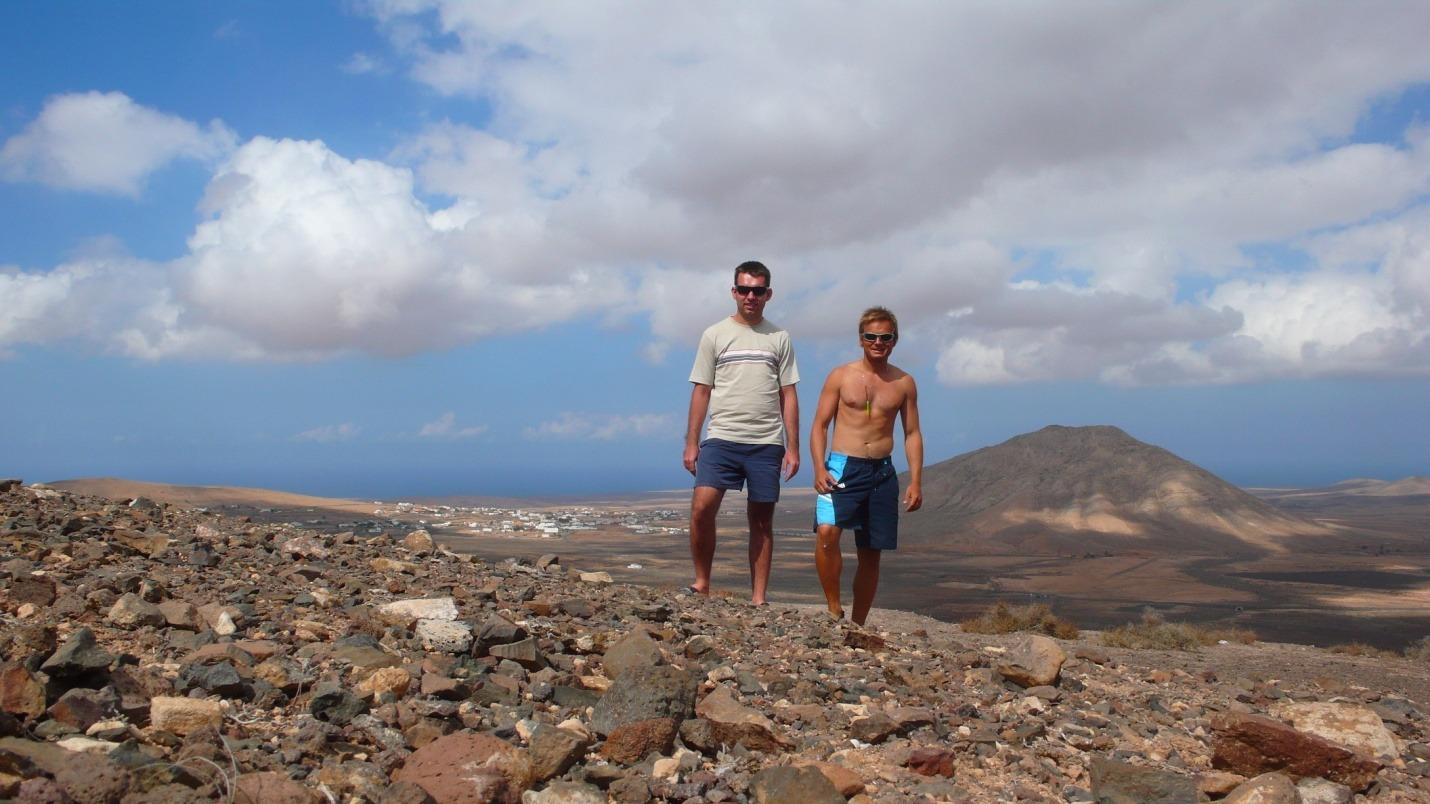 Fuerteventura - Tindaya - zdjęcia, atrakcje