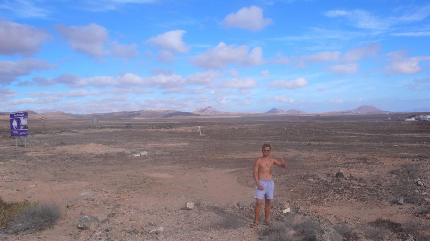 Fuerteventura - Playa de Lajas - zdjęcia, atrakcje