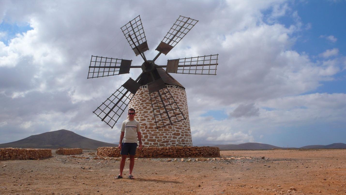 Fuerteventura - Ecomusem La Alcogida - zdjęcia, atrakcje